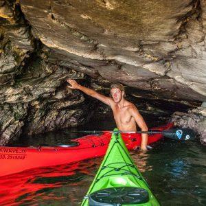 come andare in kayak: tecnica pagaiata