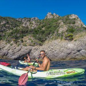 Differenza tra canoa e kayak