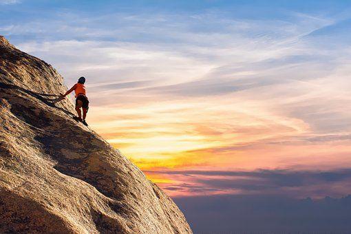 Cosa significa Climbing