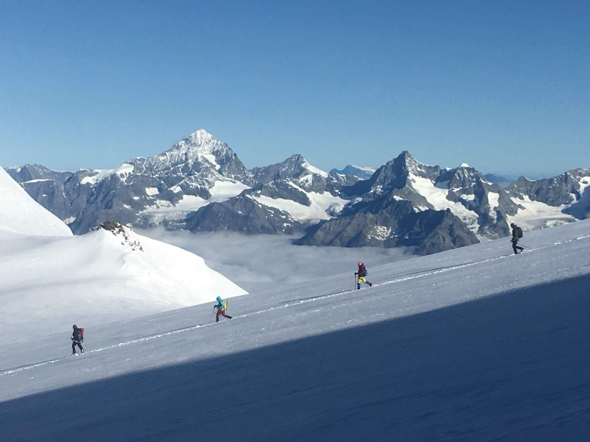 Alpinismo Gressoney