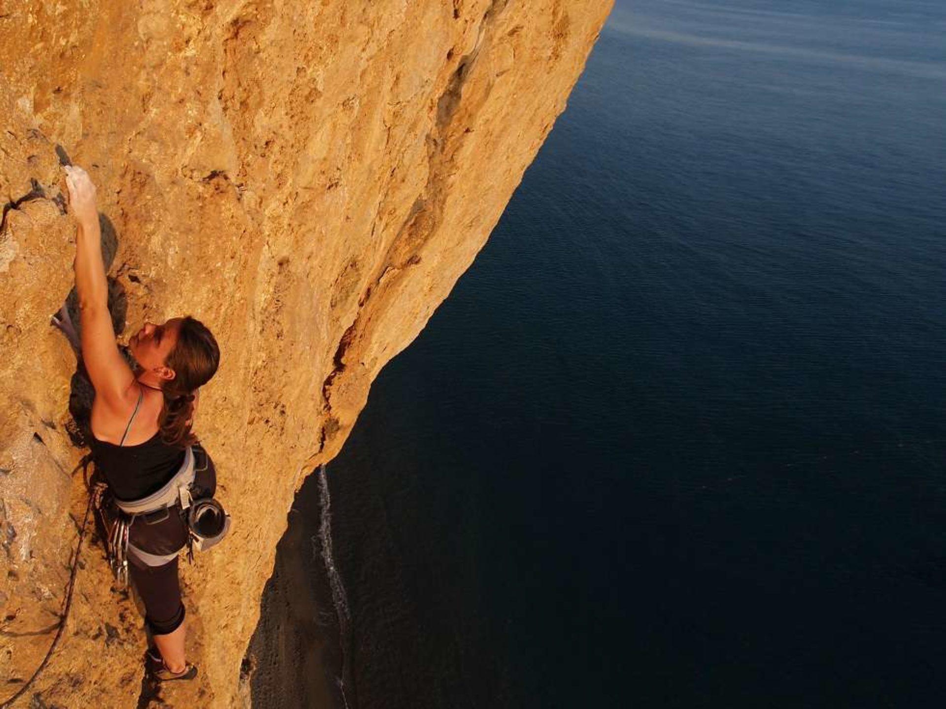 Arrampicata Costiera Amalfitana