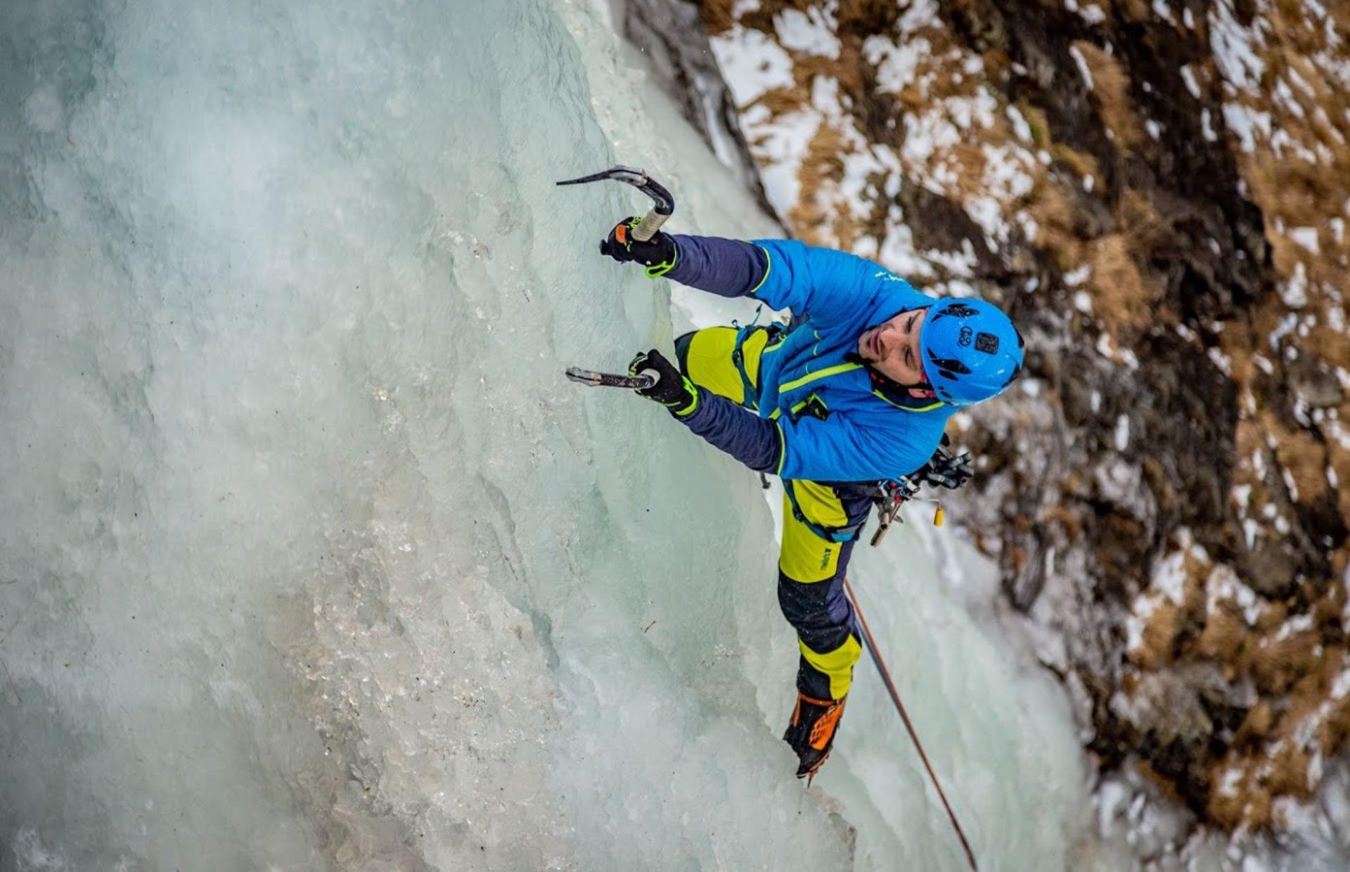 Arrampicata su ghiaccio Lombardia