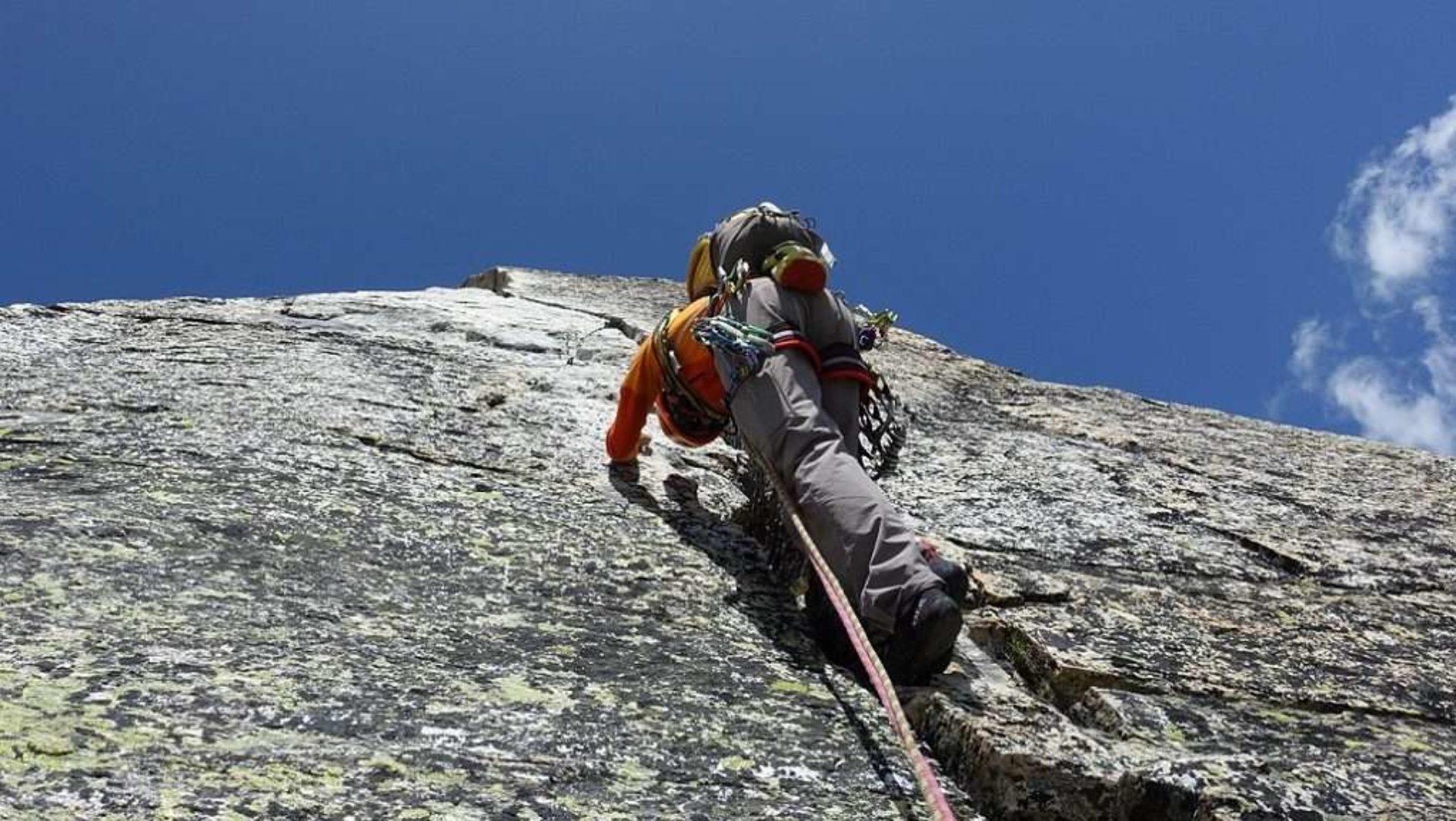 Arrampicata Val d'Ossola
