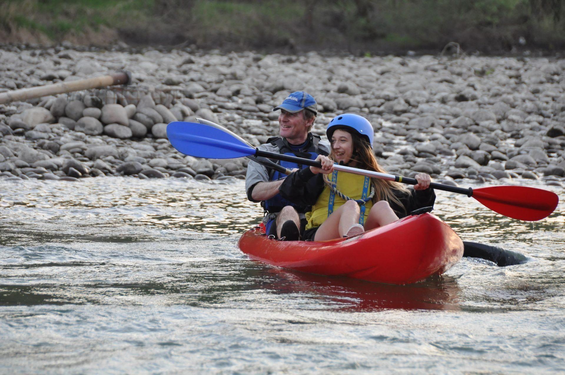 Canoa e kayak Fiume Adige