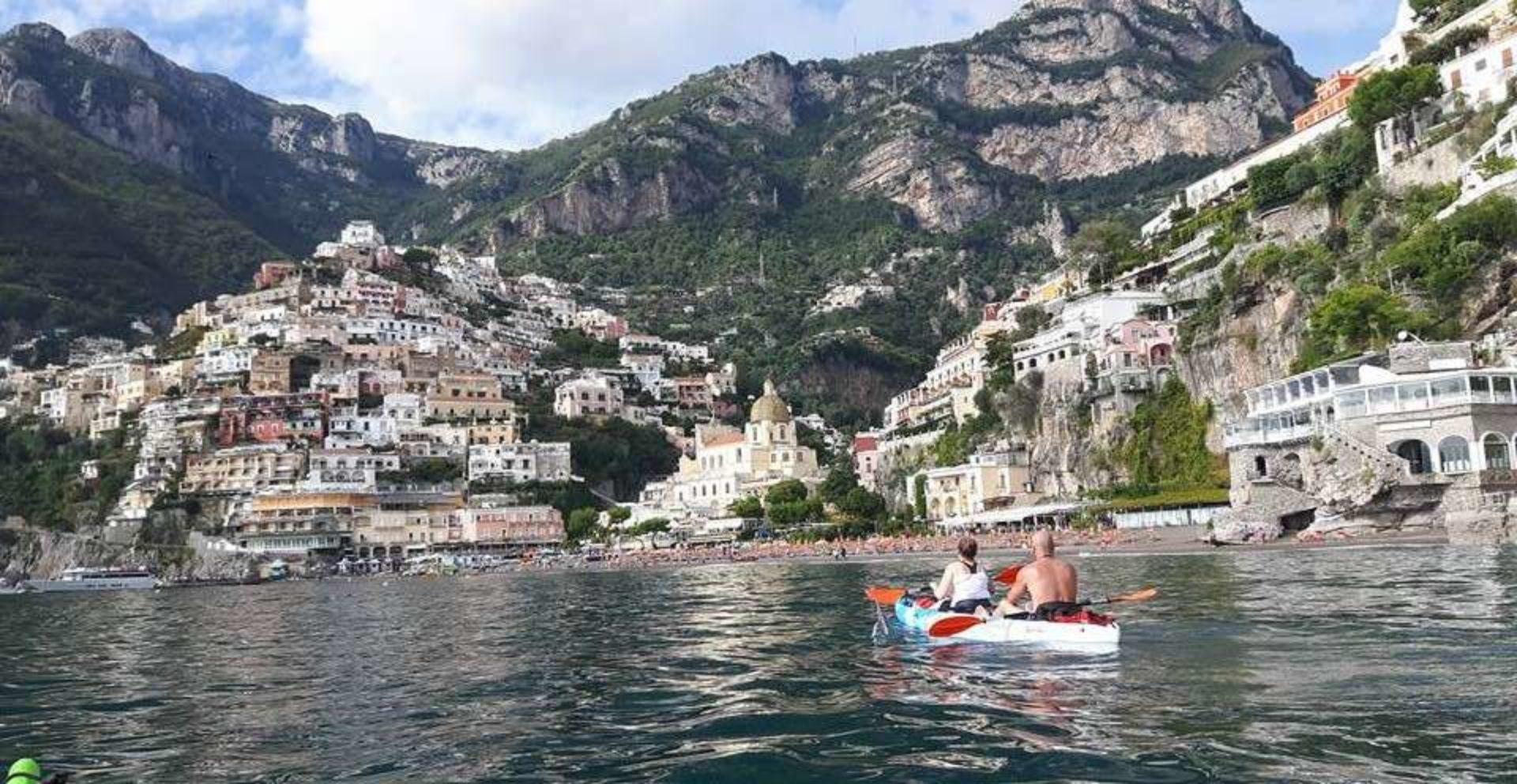 Canoa e kayak Positano