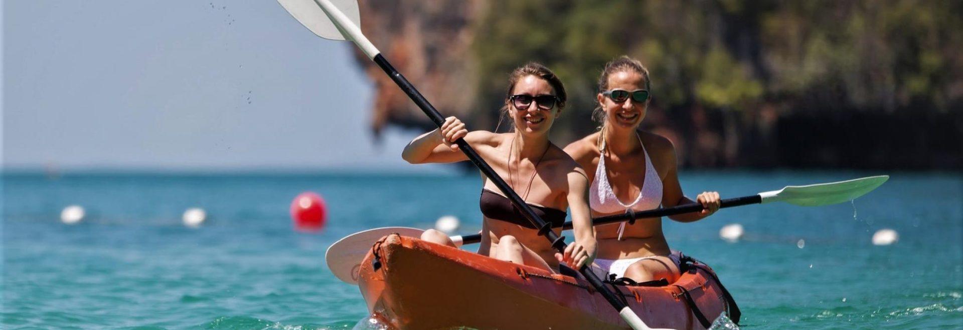 Canoa e kayak Sicilia