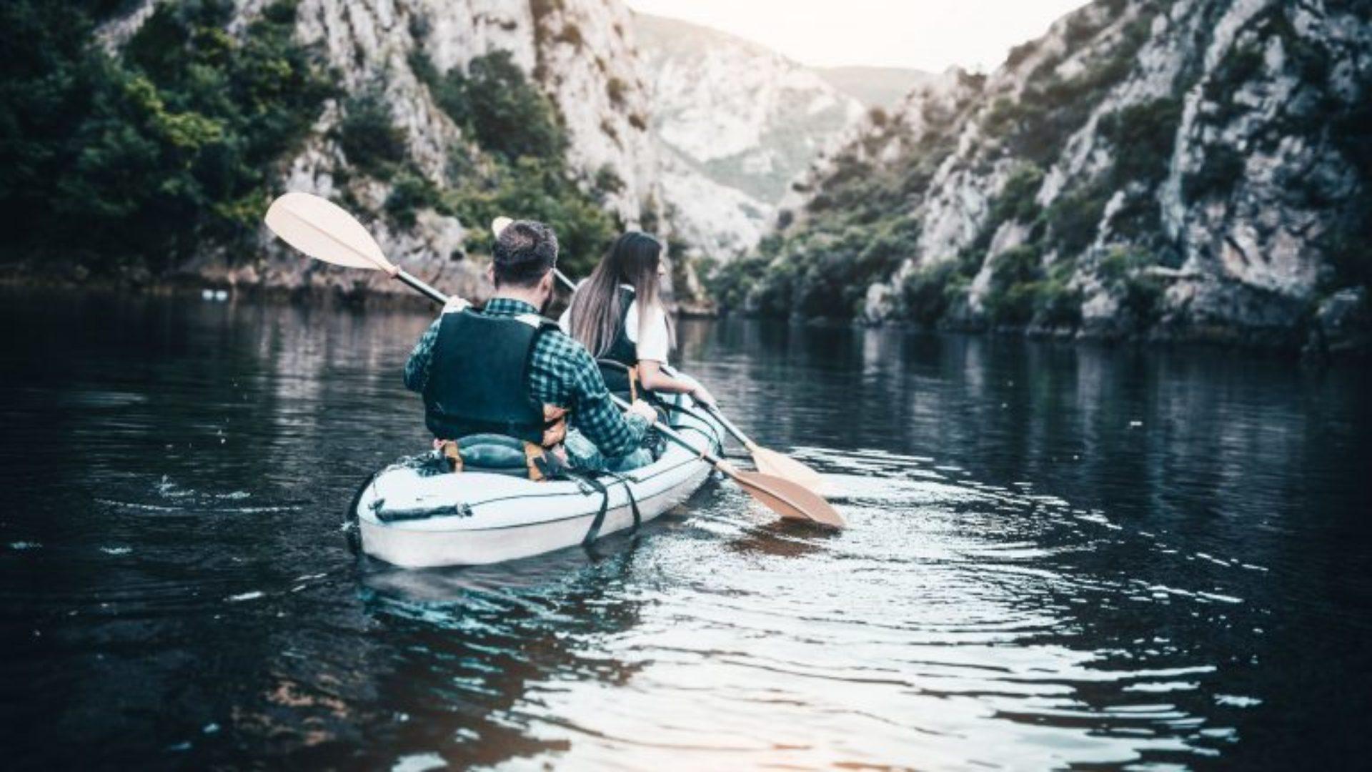Canoa e kayak Val di Non