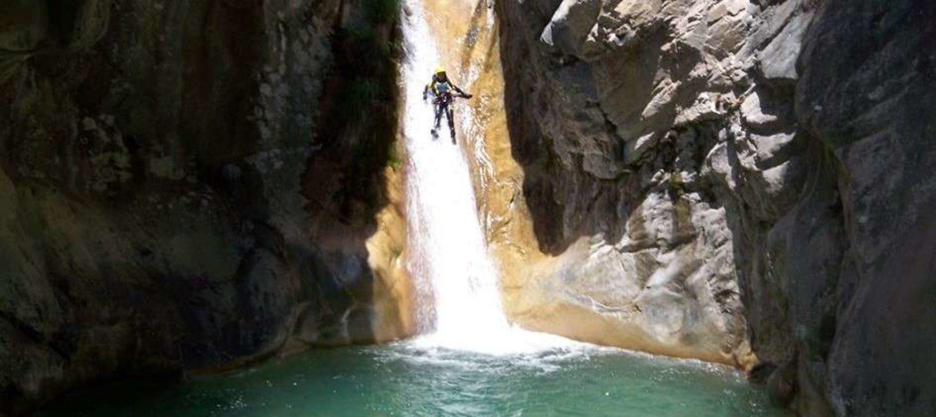 Canyoning Alpi Apuane
