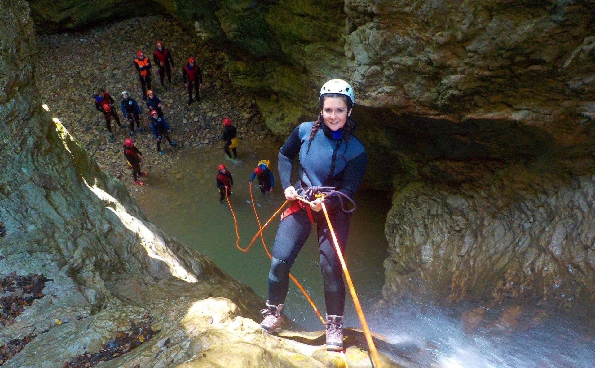 Canyoning Gole di Prodo