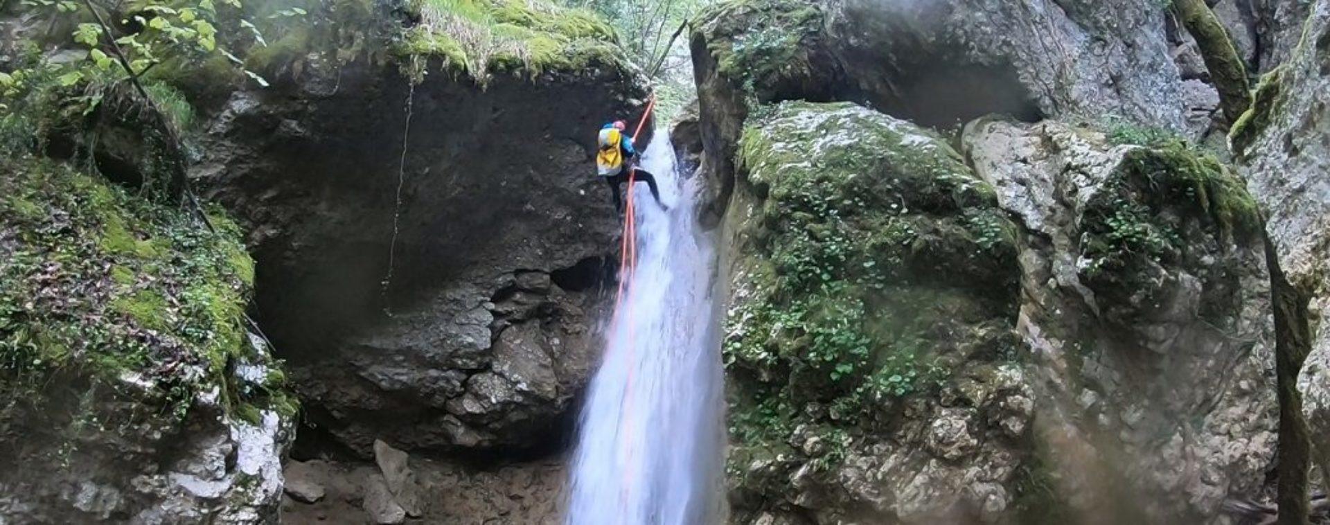 Canyoning Rieti