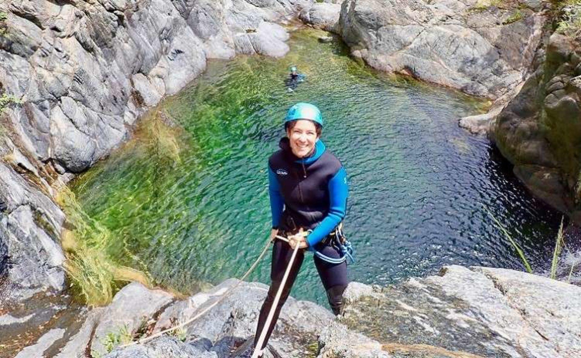 Canyoning Rio Lerca
