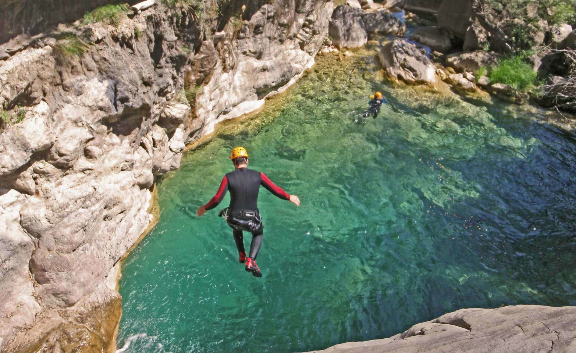 Canyoning Rio Selvano