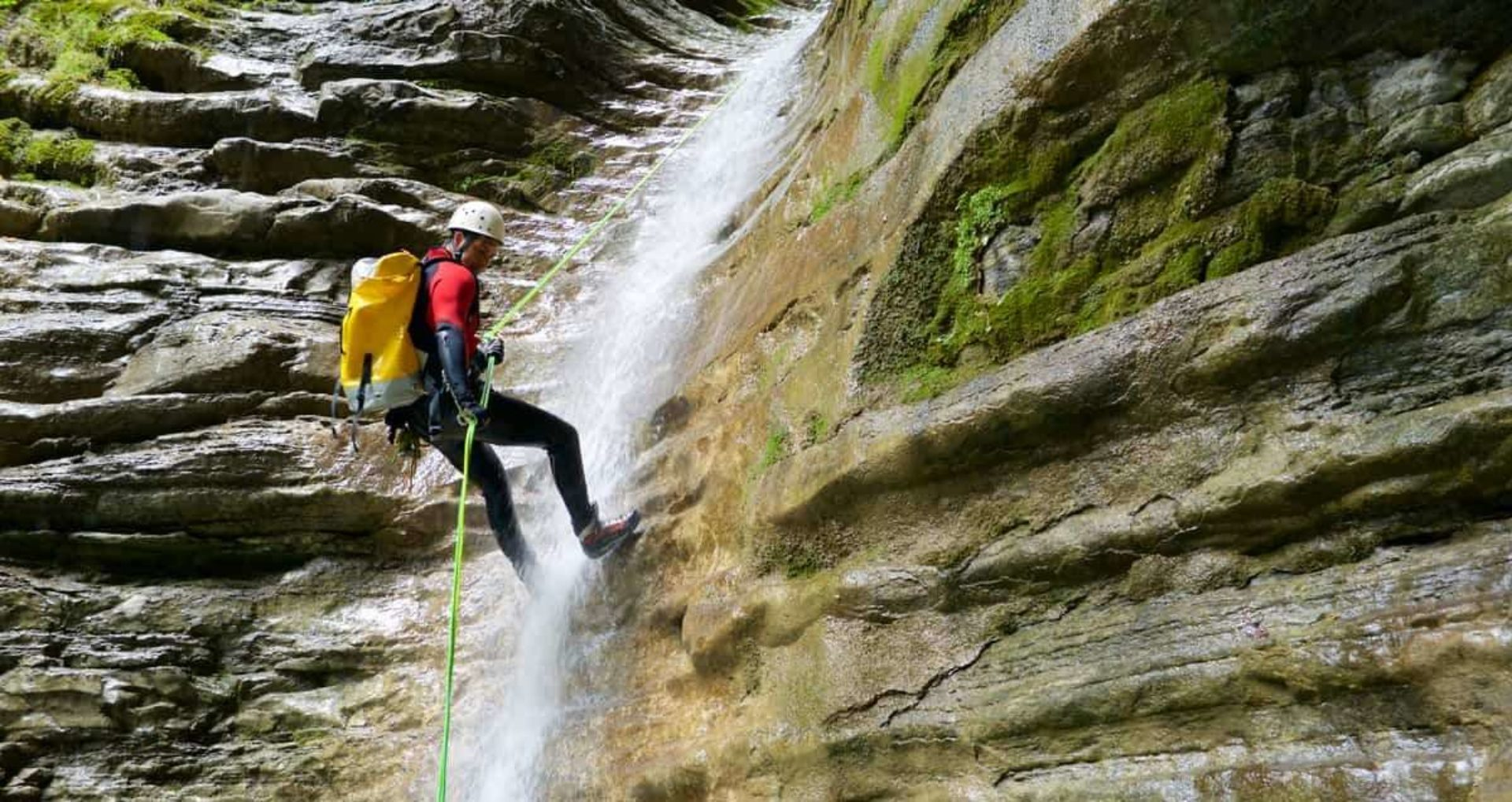 Canyoning Val di Sole