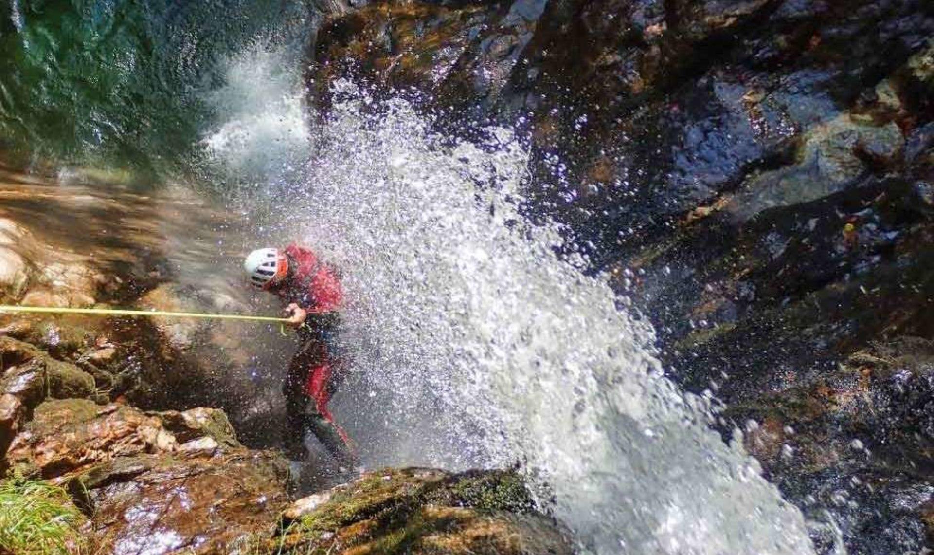 Canyoning Valsesia