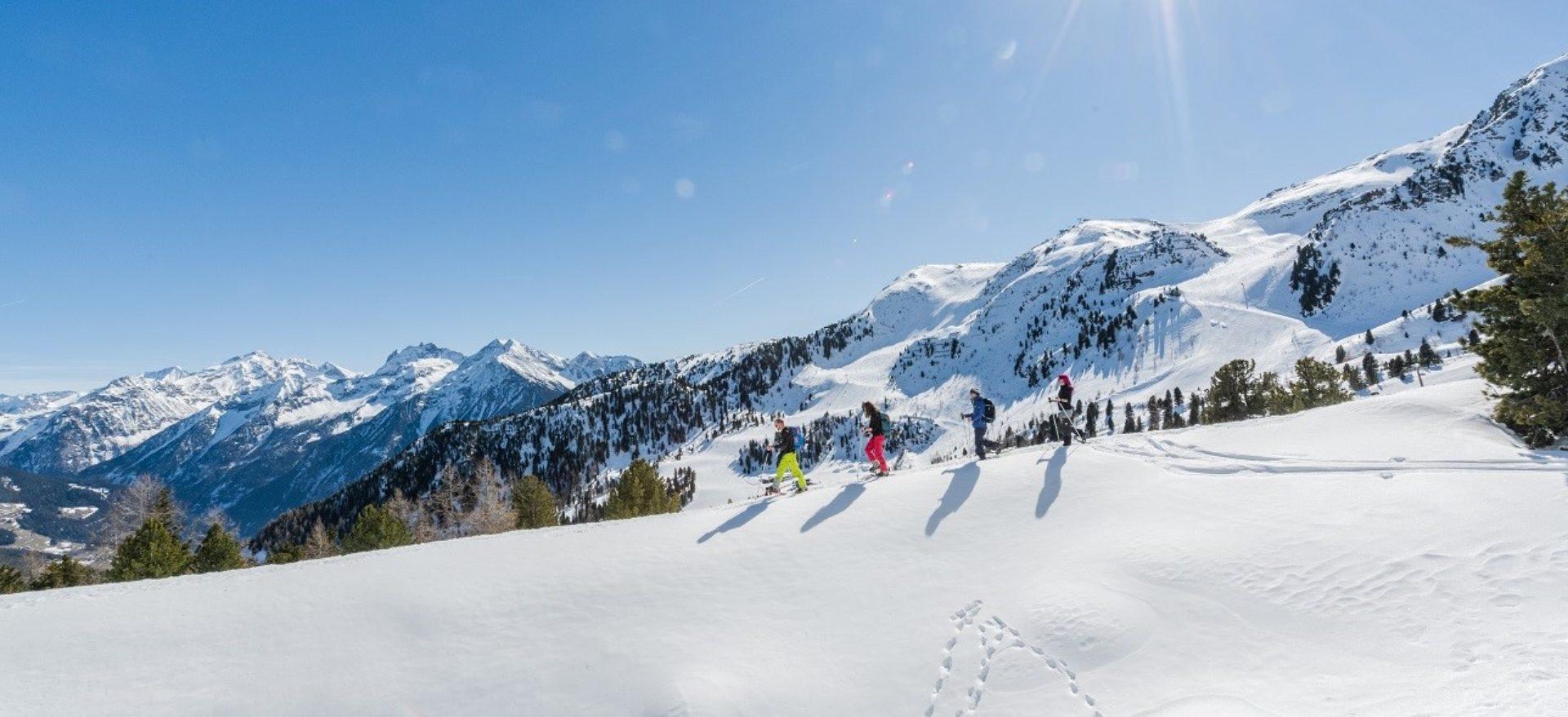 Ciaspolate Valle Aurina