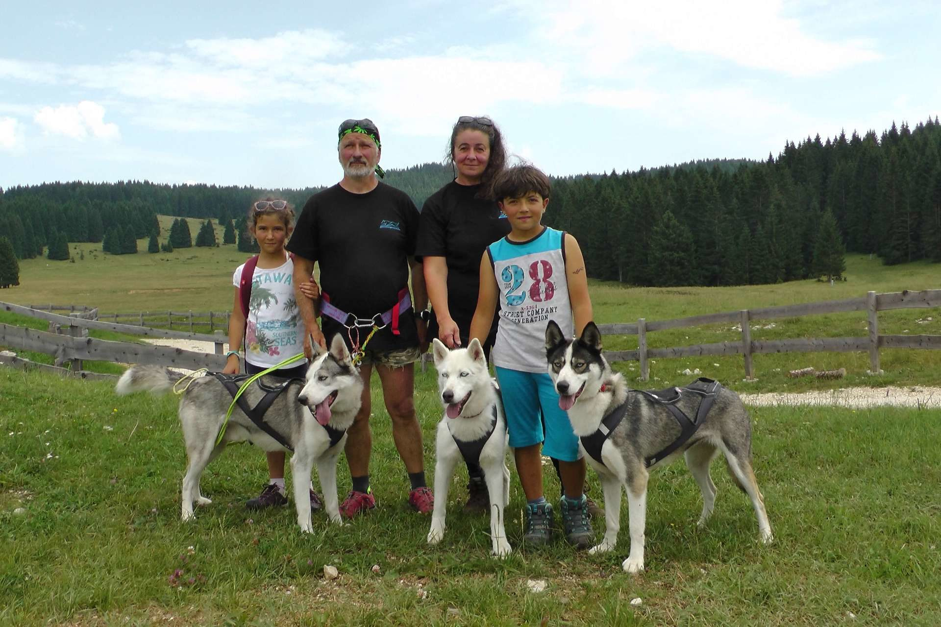 Dog Trekking Trentino-Alto Adige