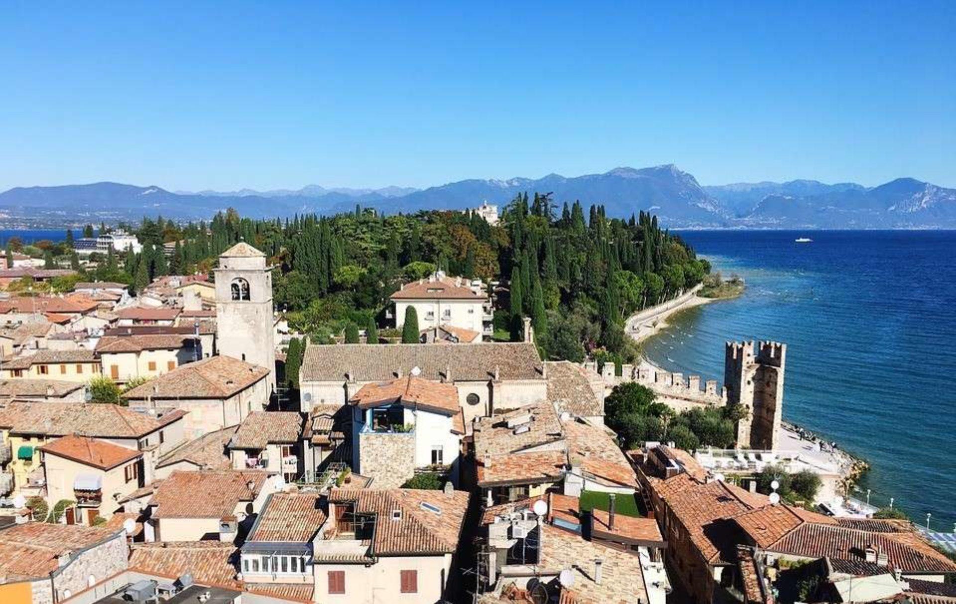 Elicottero Lago di Garda