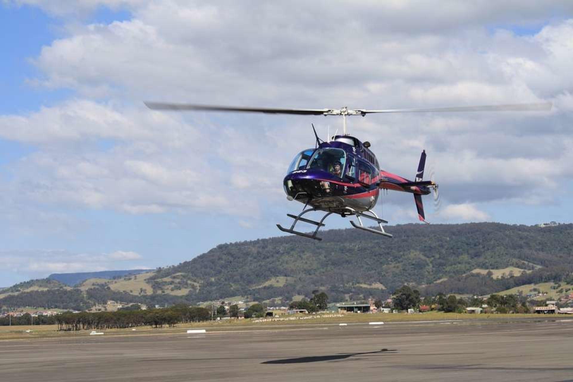 Elicottero Puglia