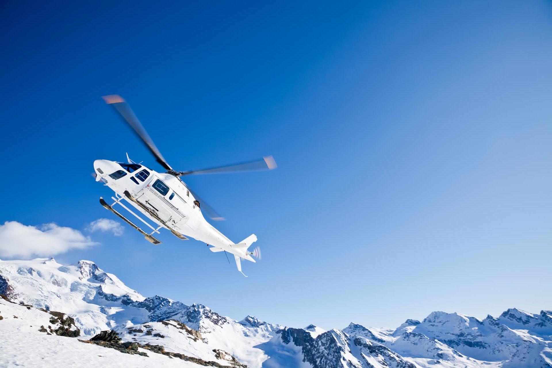 Elicottero Trentino-Alto Adige