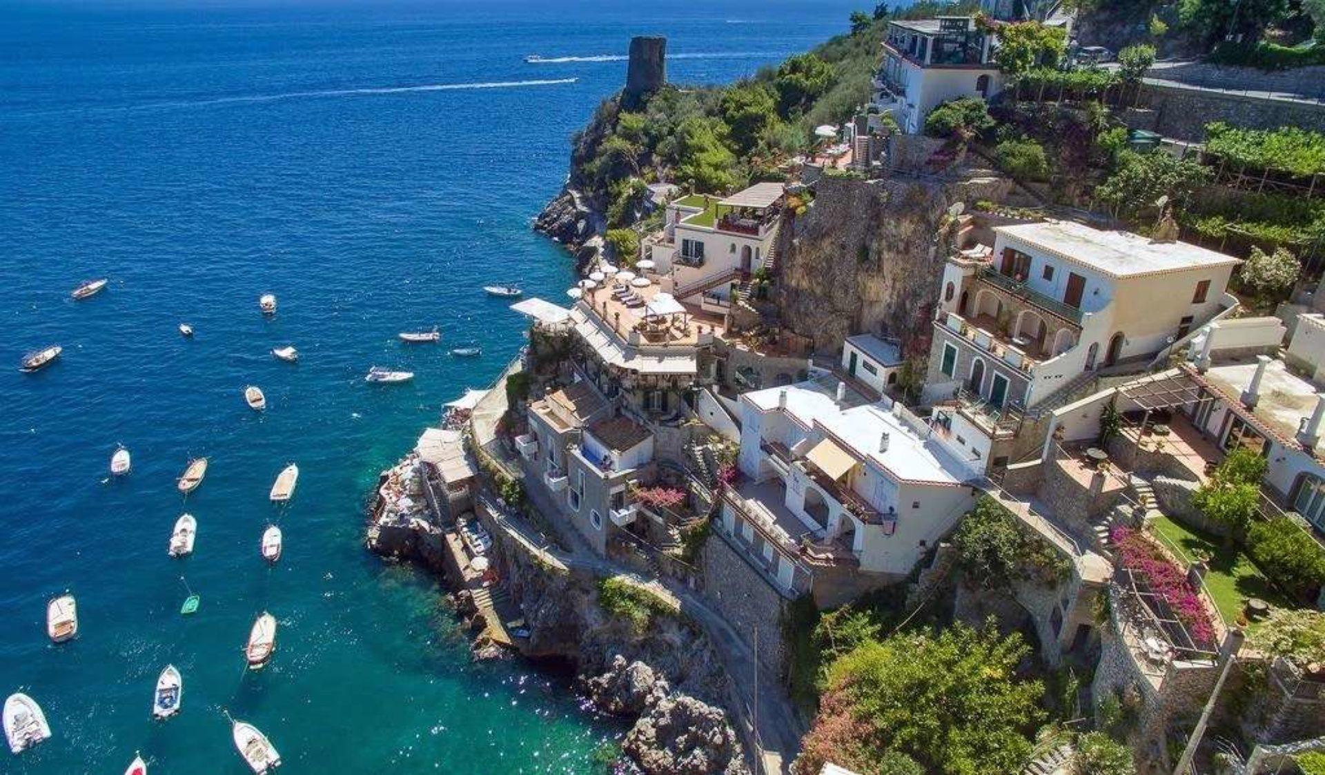 Escursioni in barca Amalfi