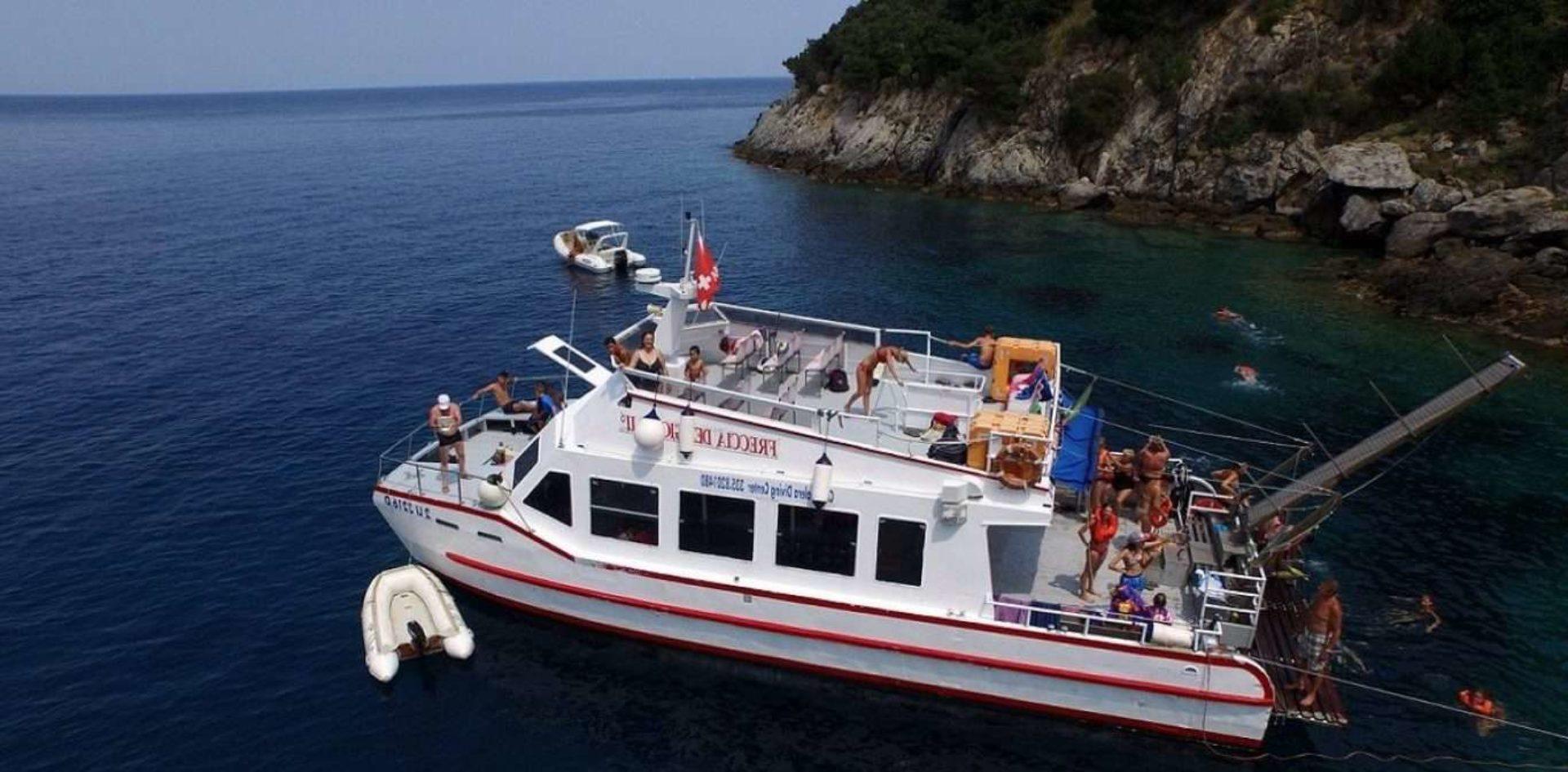 Escursioni in barca Argentario