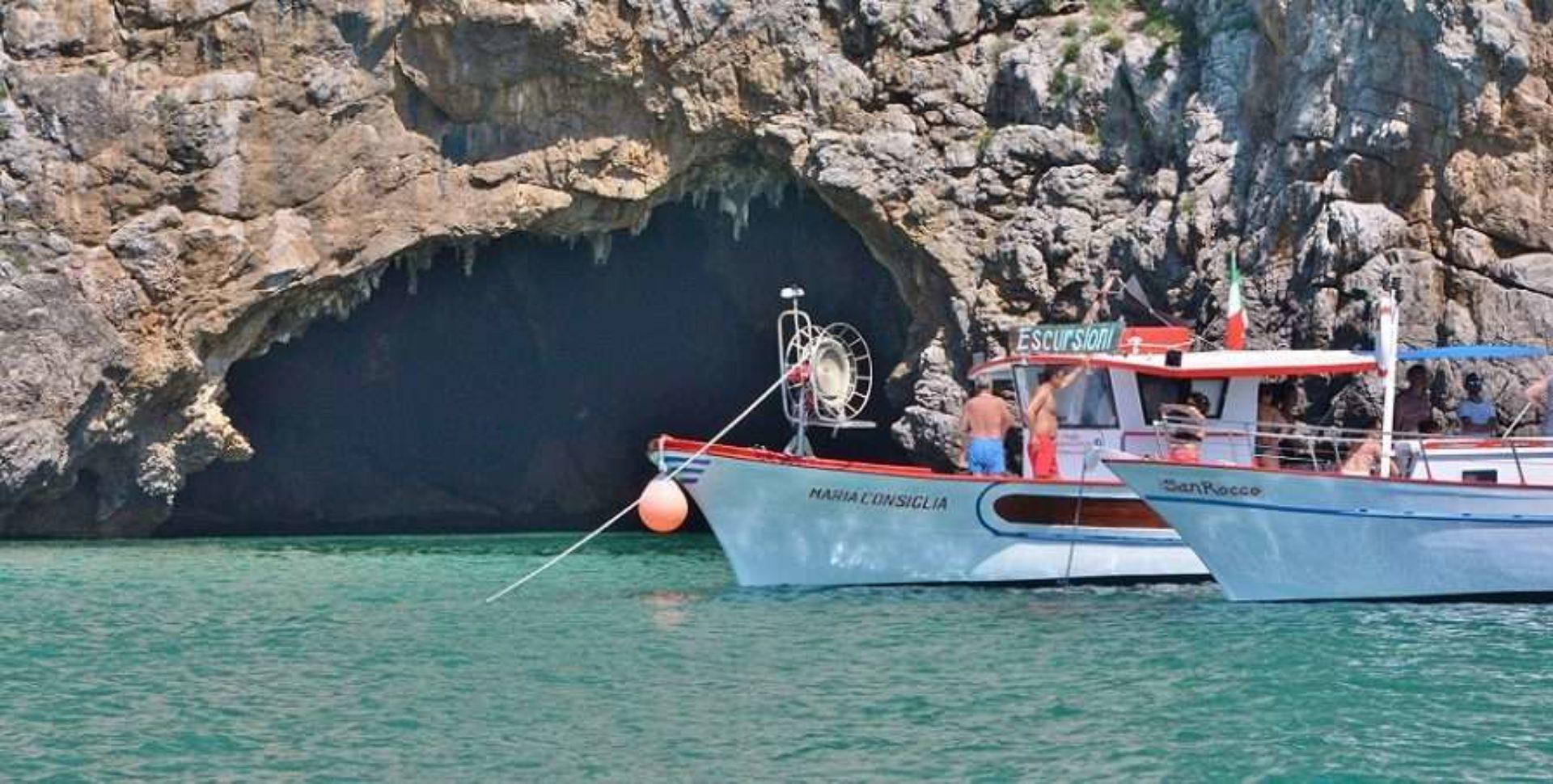Escursioni in barca Sperlonga