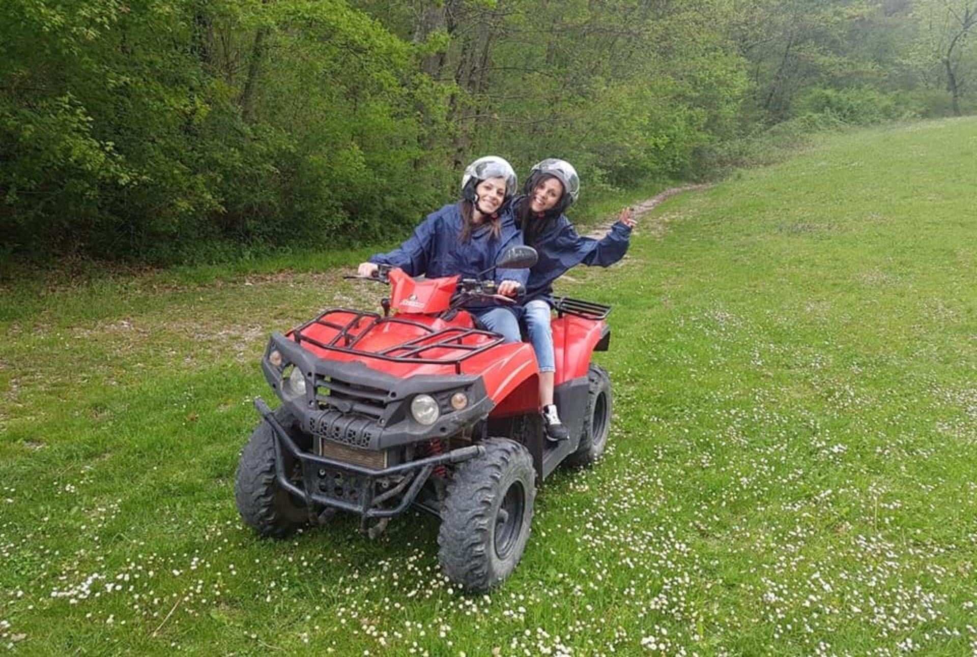 Escursioni in quad Foligno