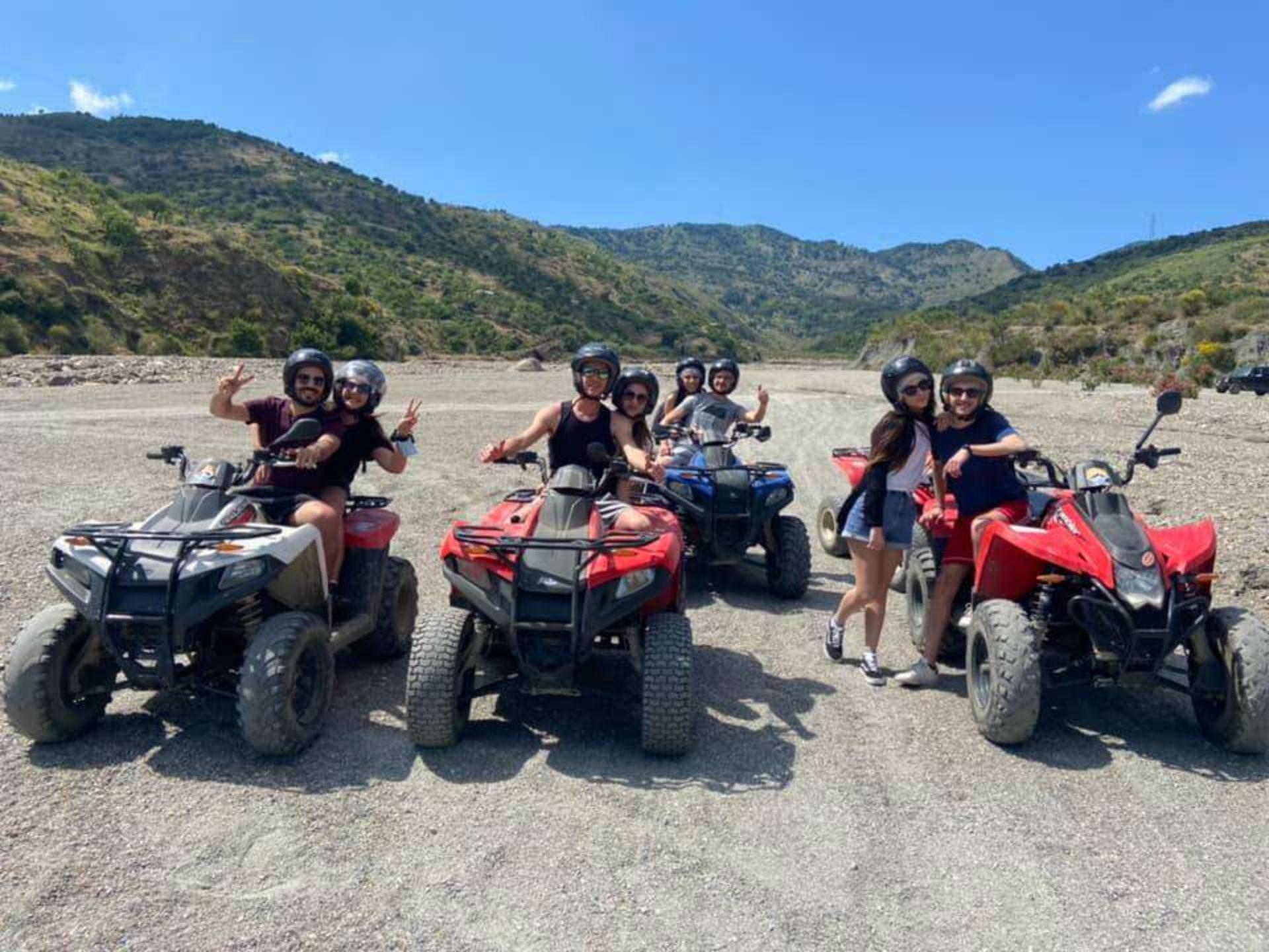 Escursioni in quad Messina