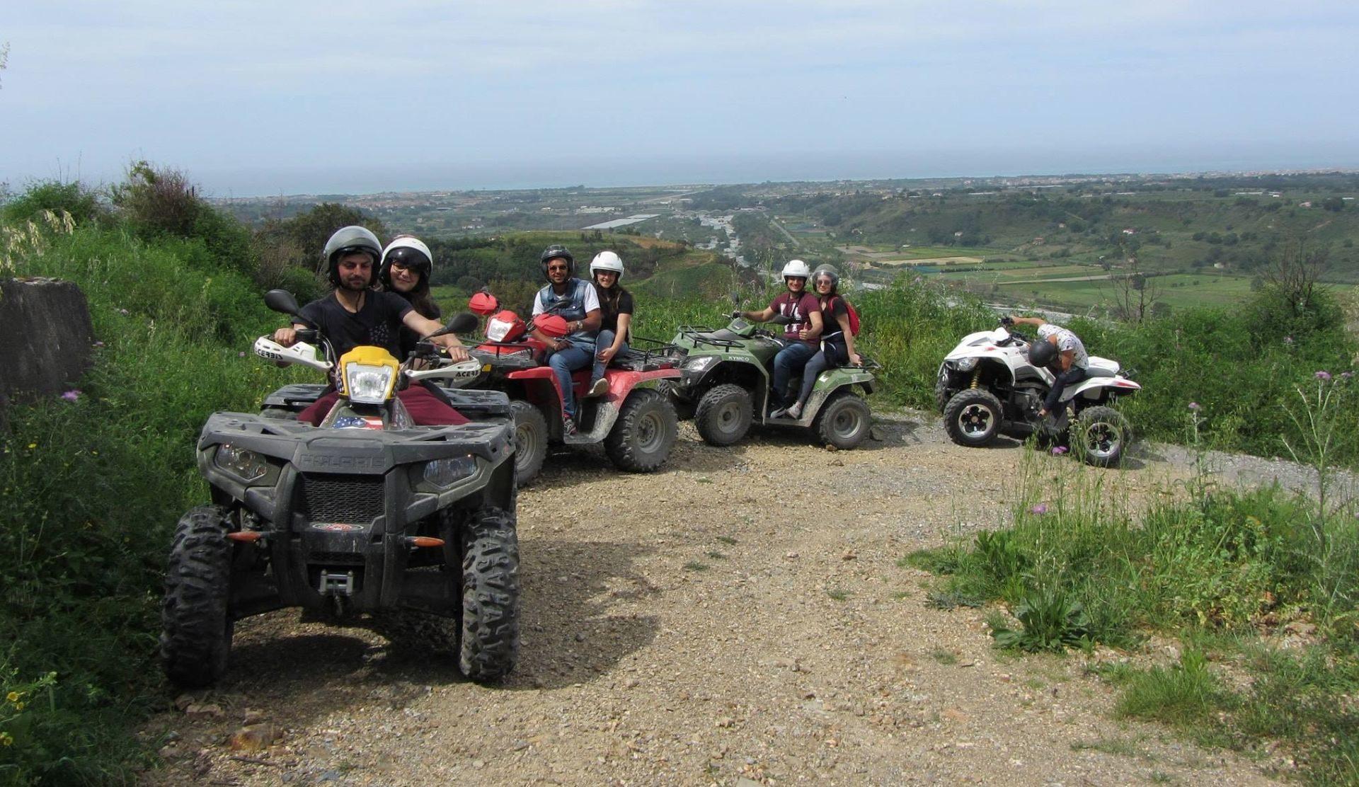 Escursioni in quad Orsomarso