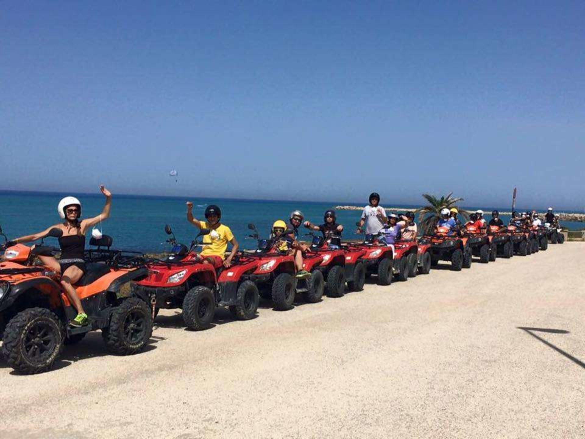 Escursioni in quad Sicilia
