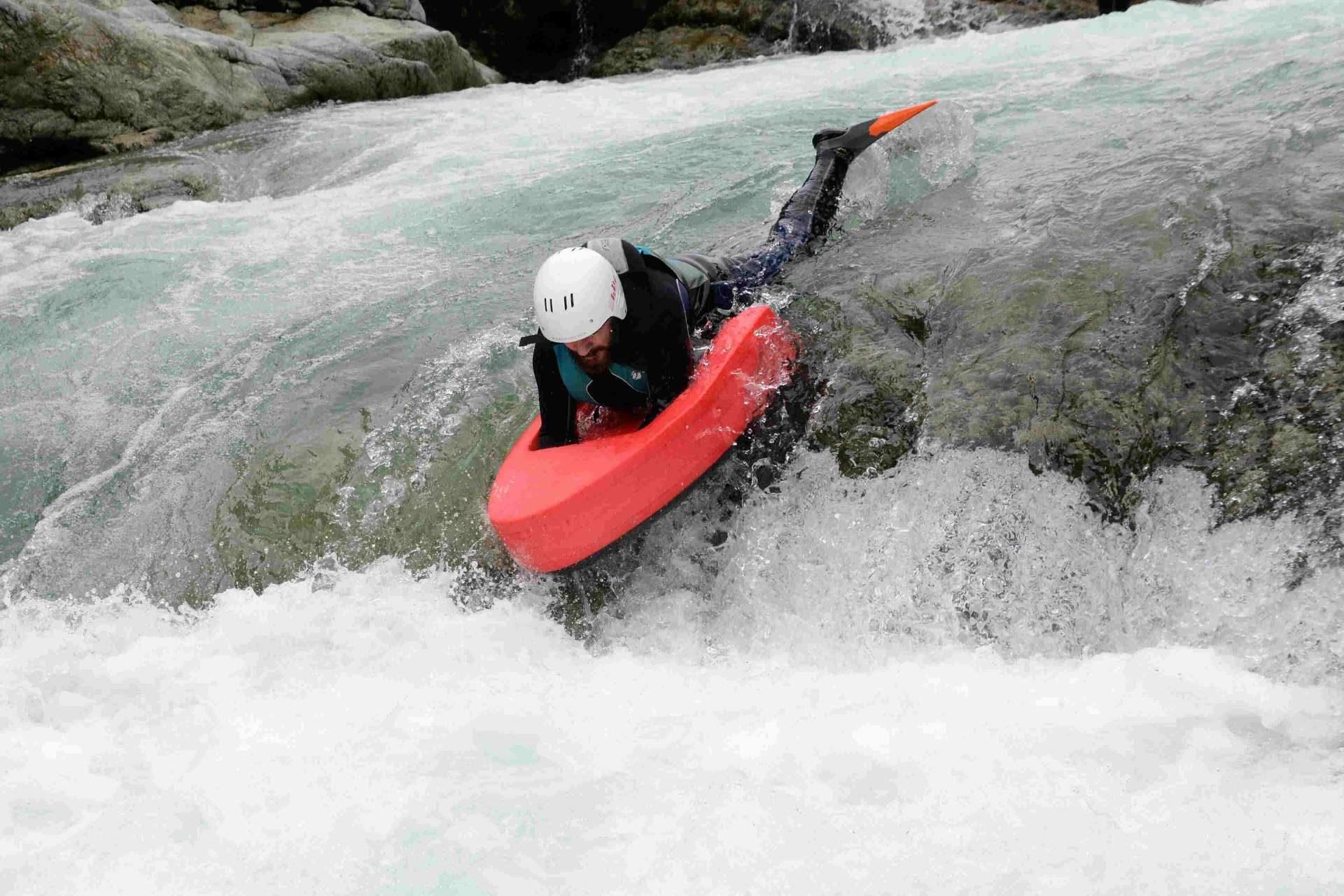 Hydrospeed Valsesia