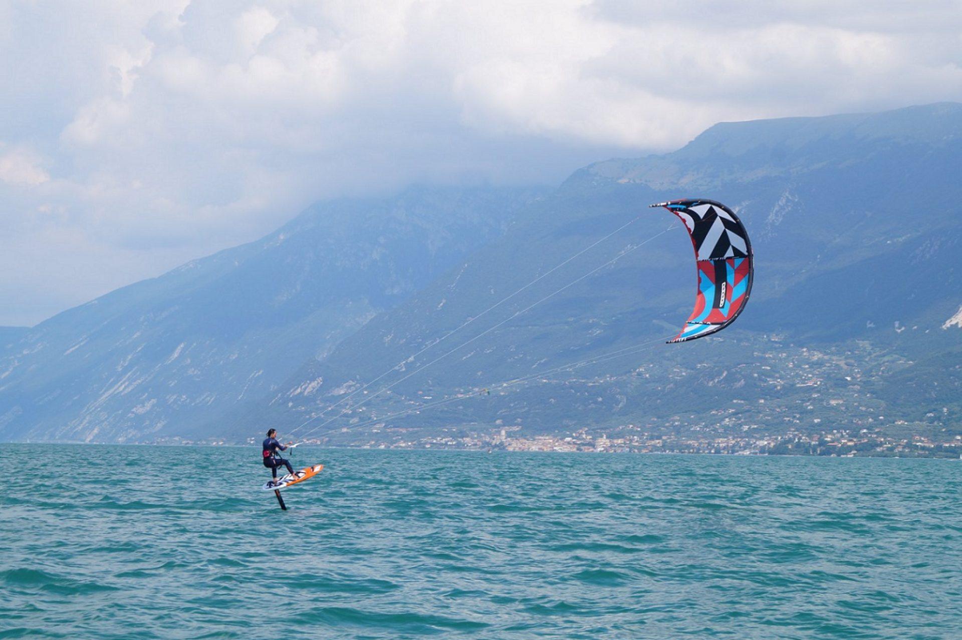 Kitesurf Lombardia