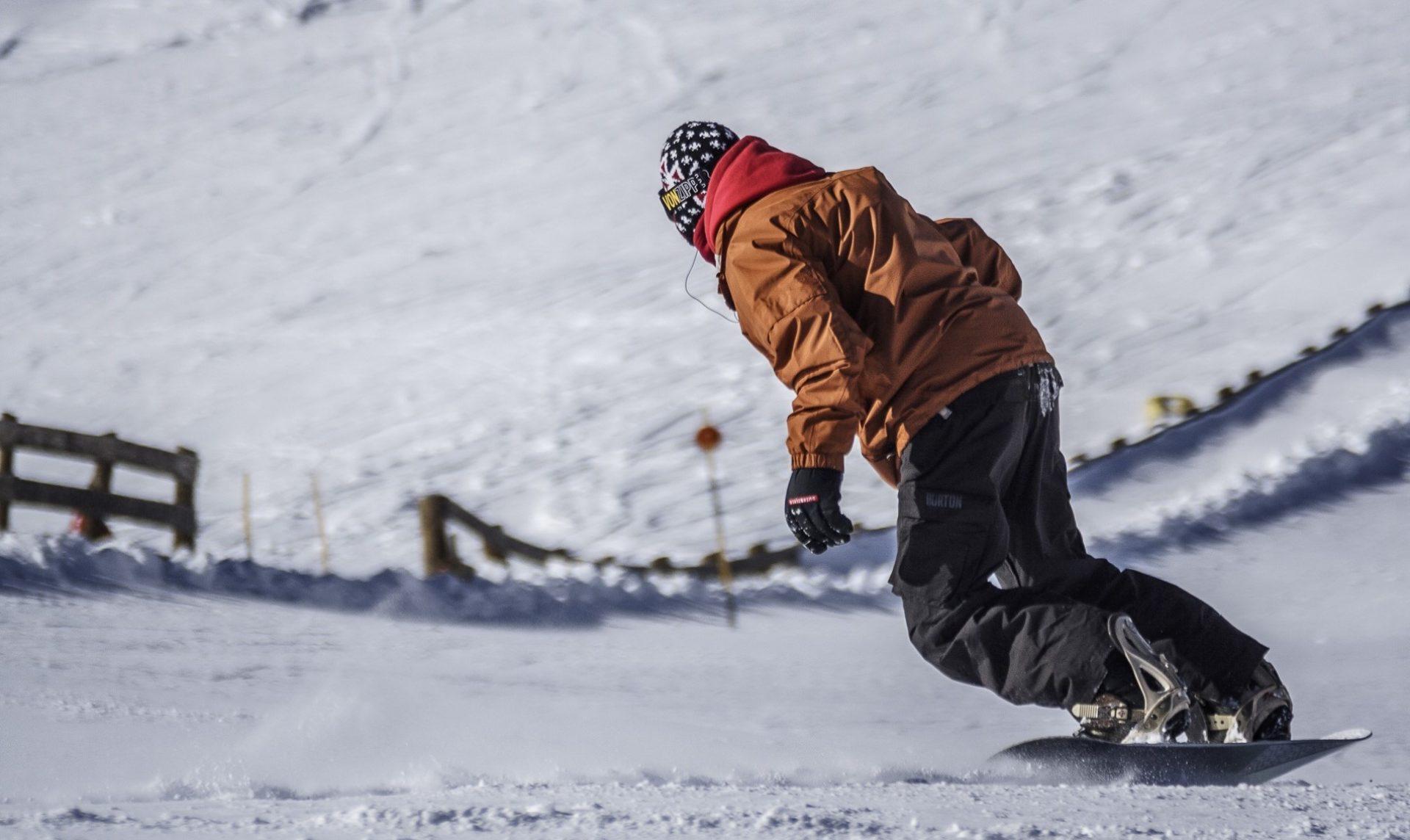 Lezioni di snowboard Emilia Romagna