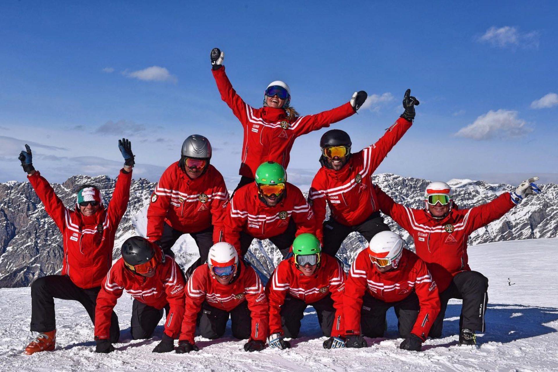 Lezioni di snowboard Lombardia
