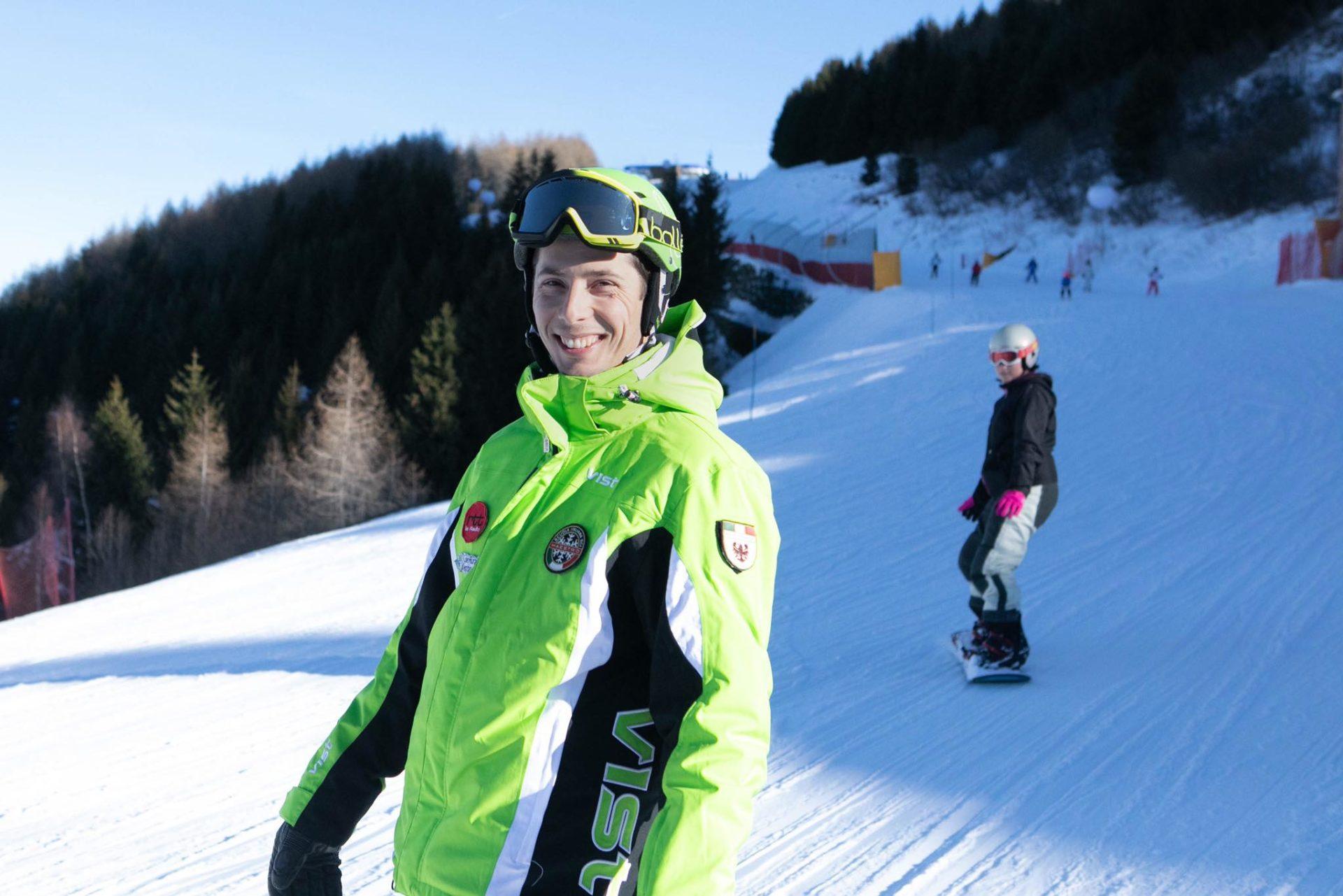 Lezioni di snowboard Trentino-Alto Adige