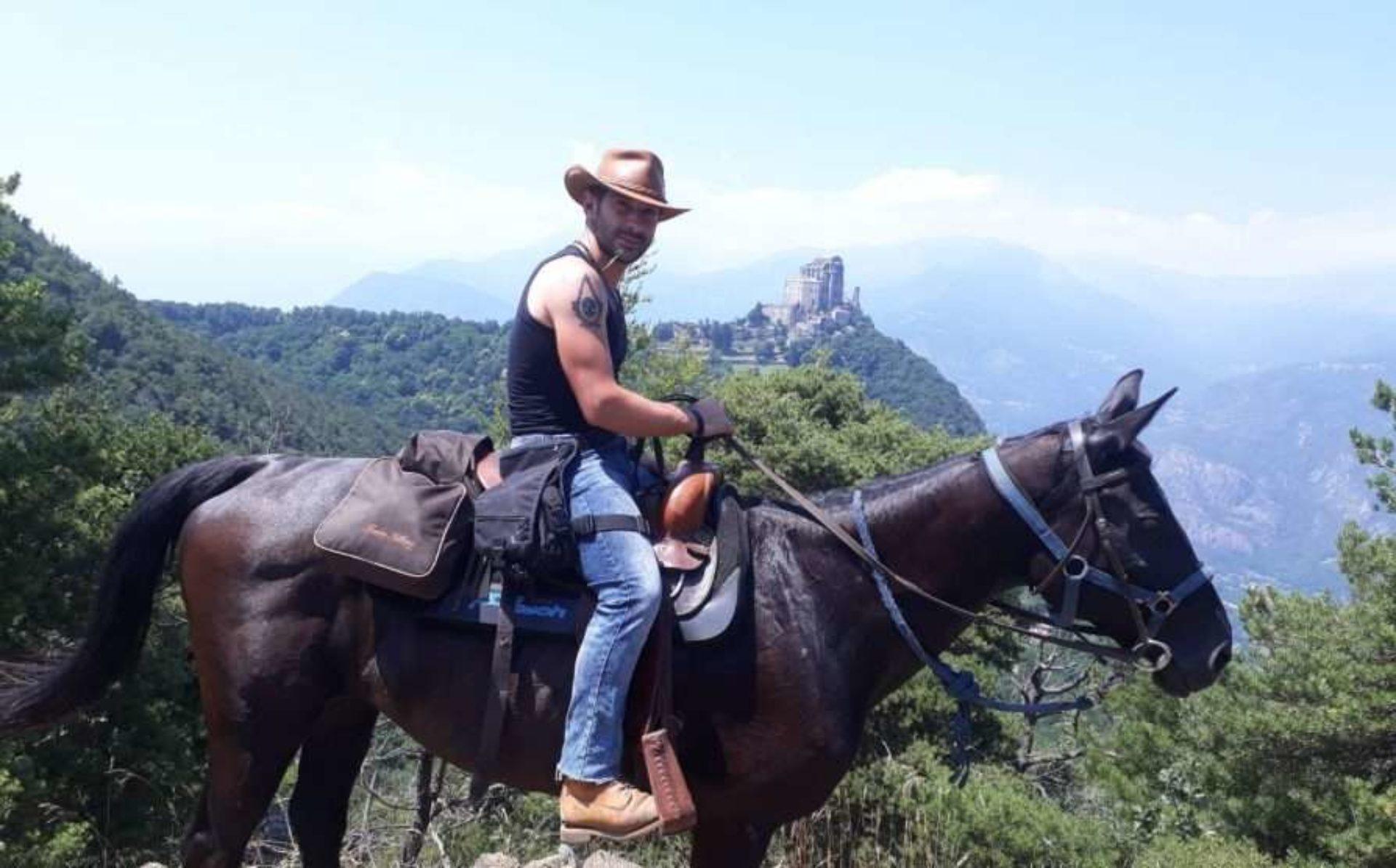 Passeggiate a cavallo Val di Susa