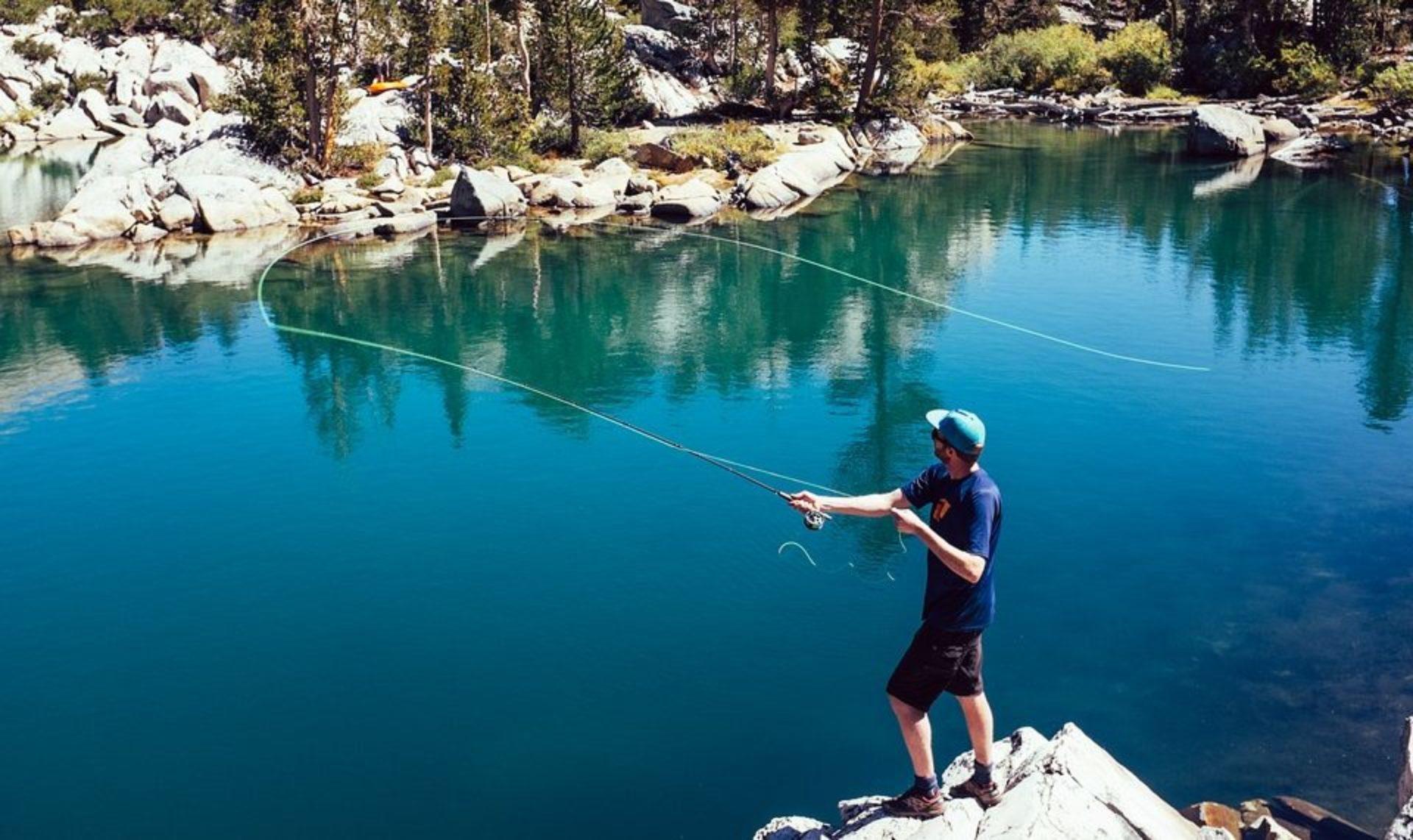 Pesca sportiva Trentino-Alto Adige