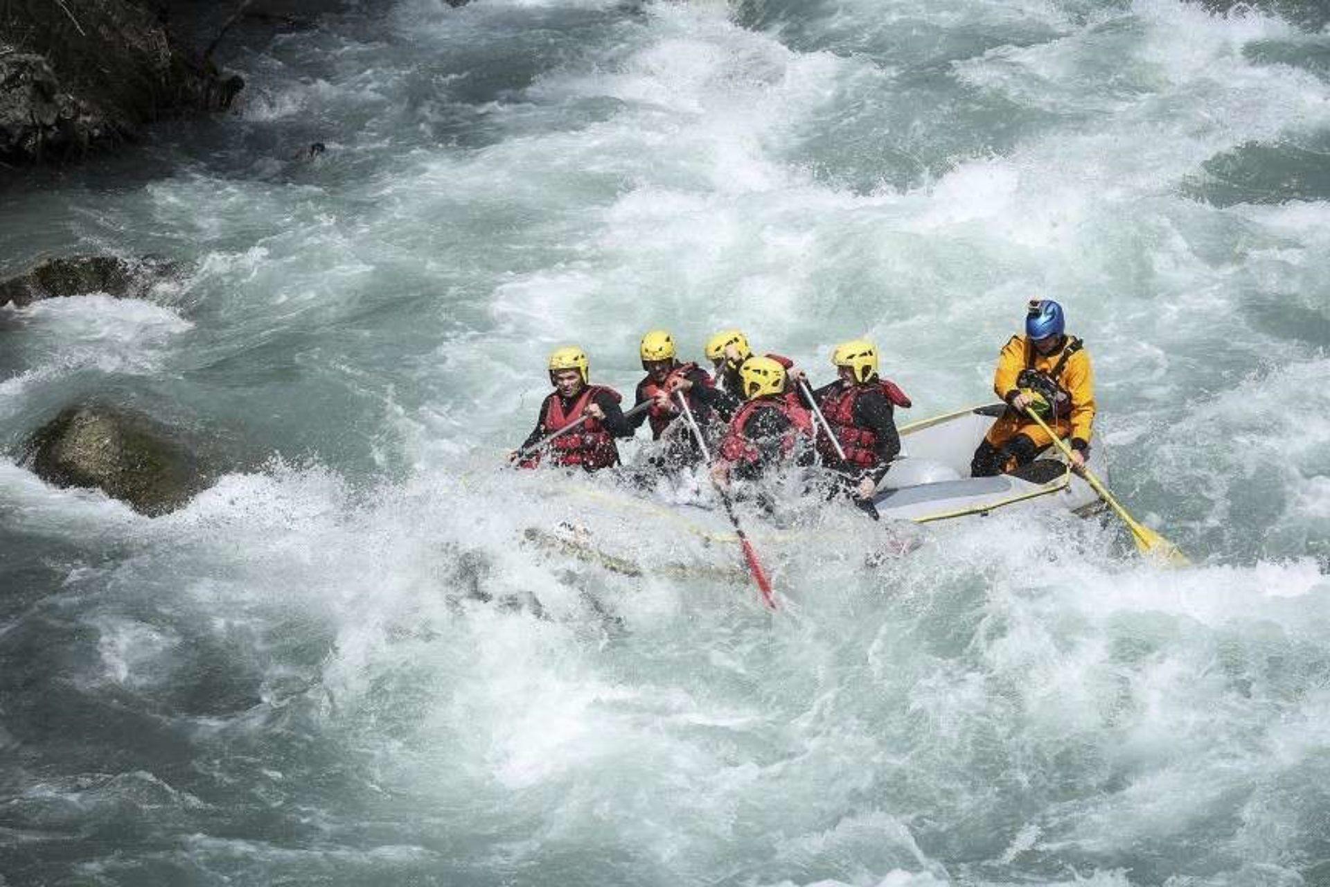 Rafting Aymavilles