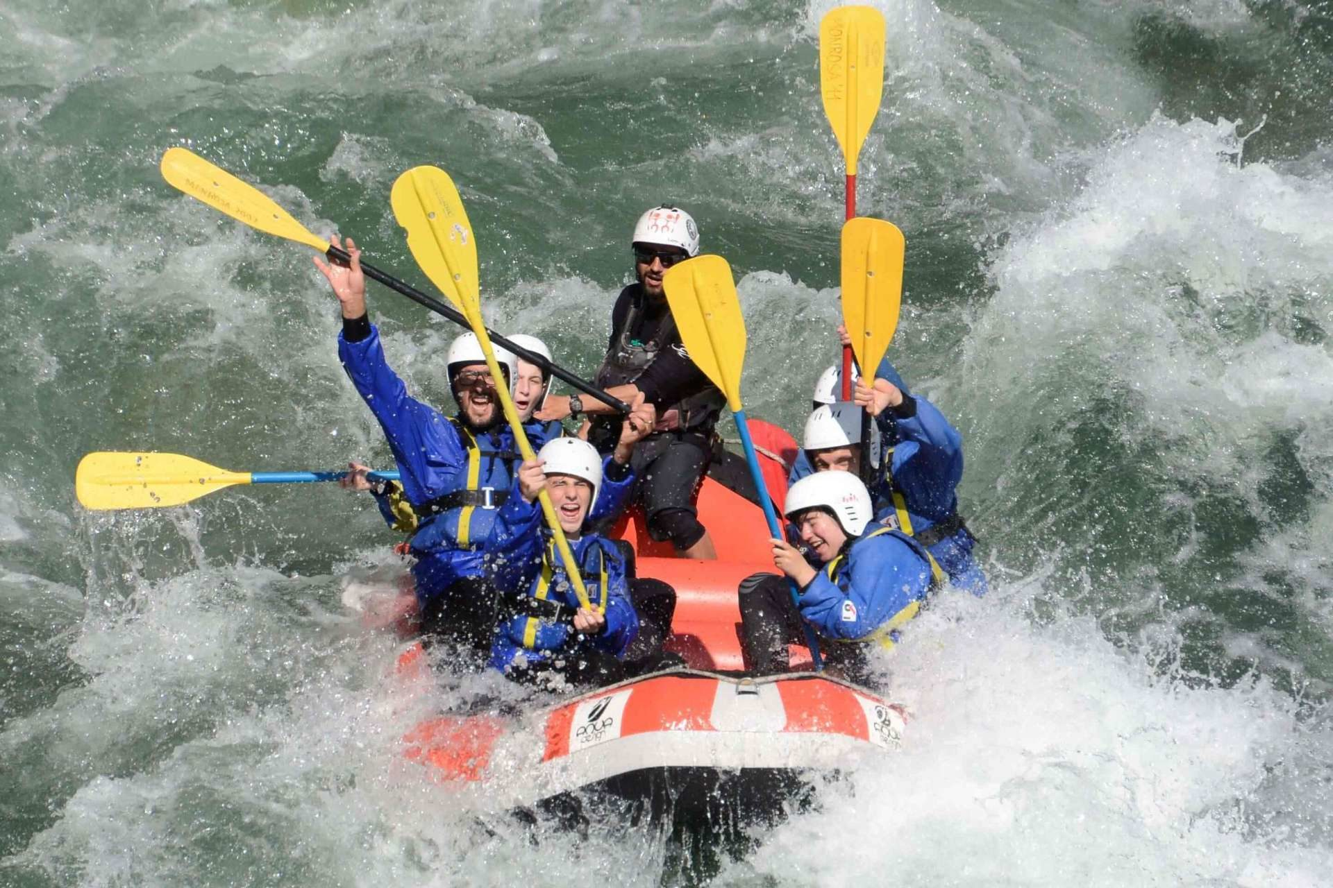 Rafting Balmuccia