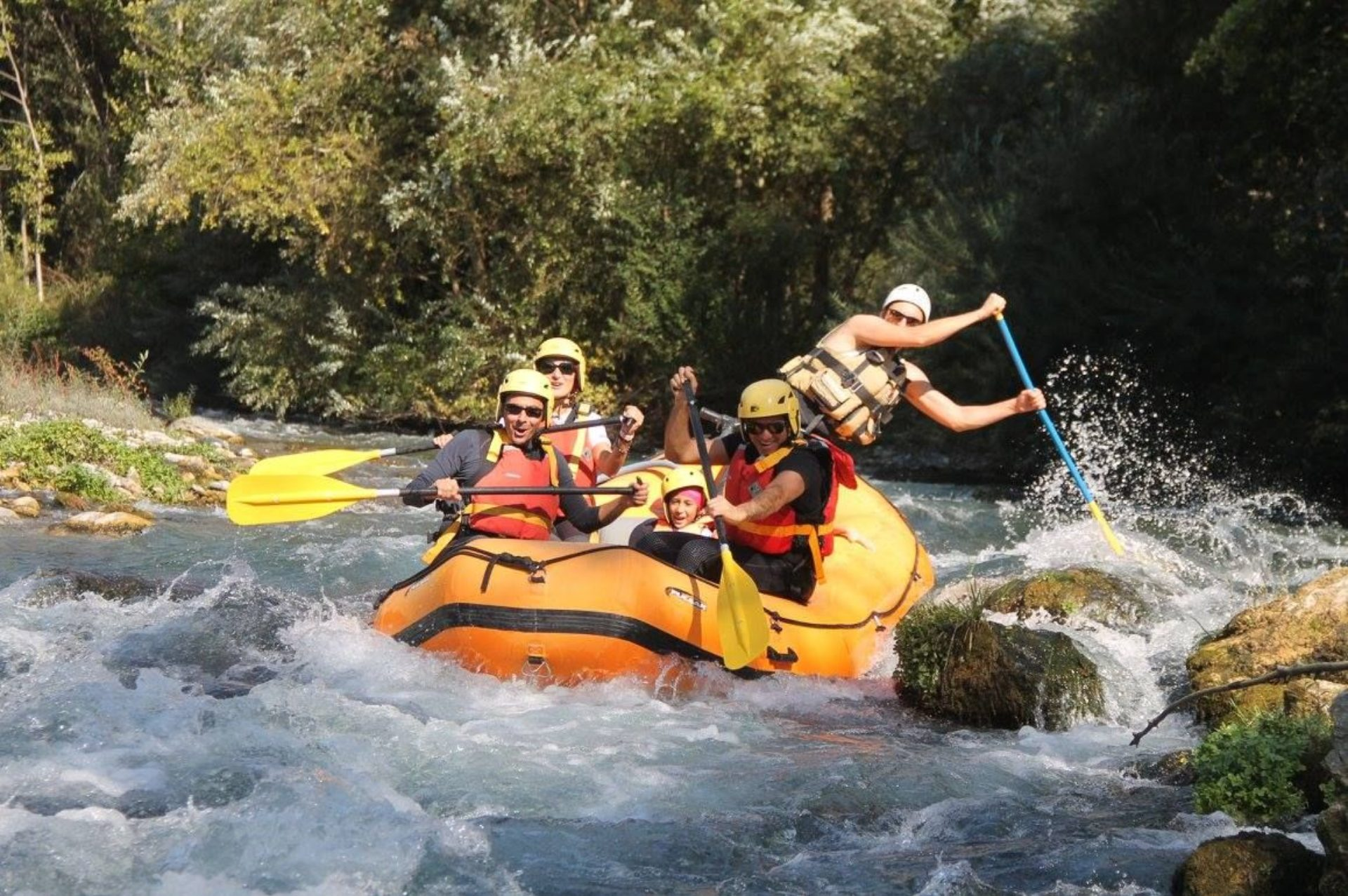 Rafting Cosenza