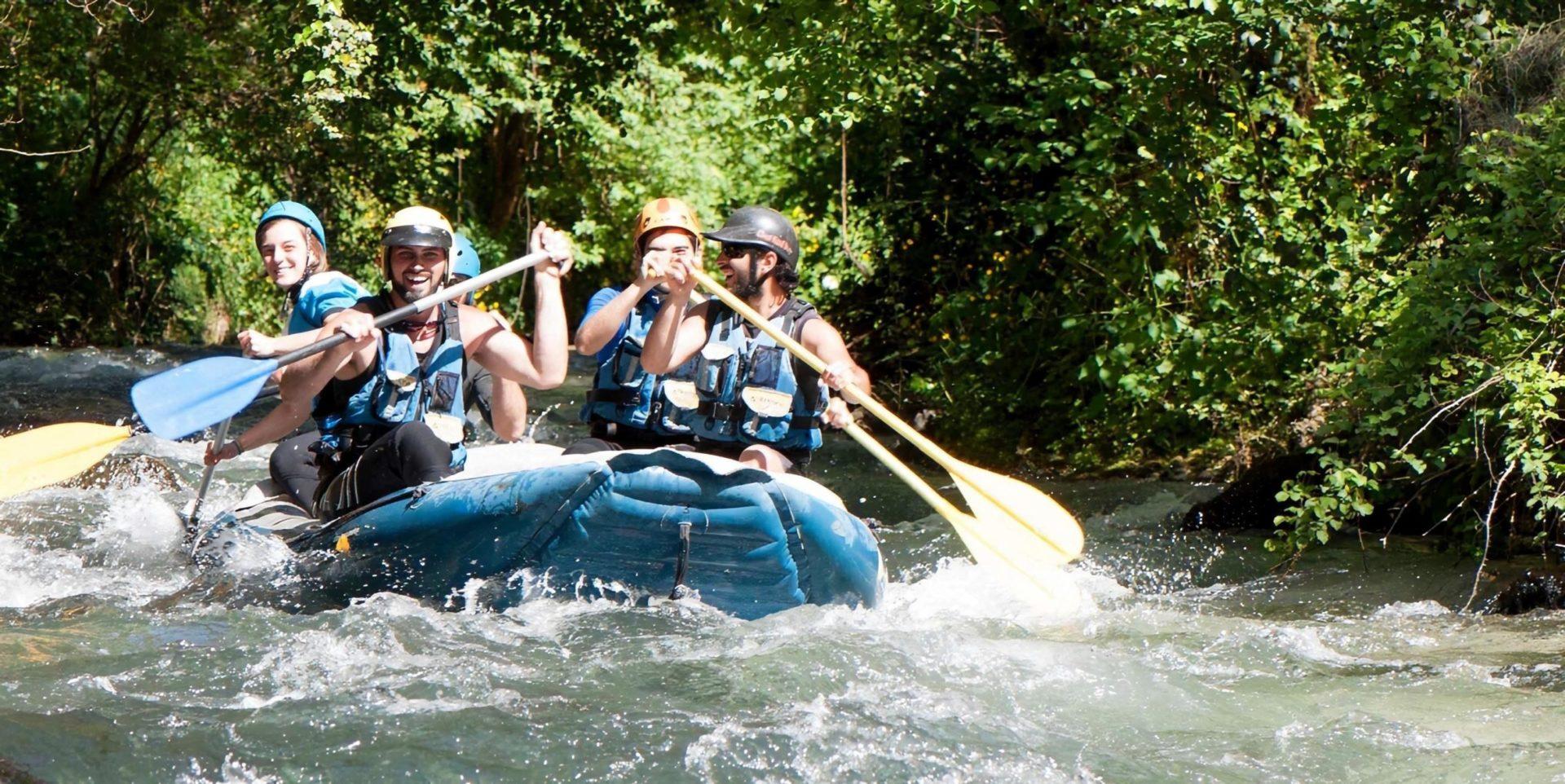 Rafting Fiume Corno