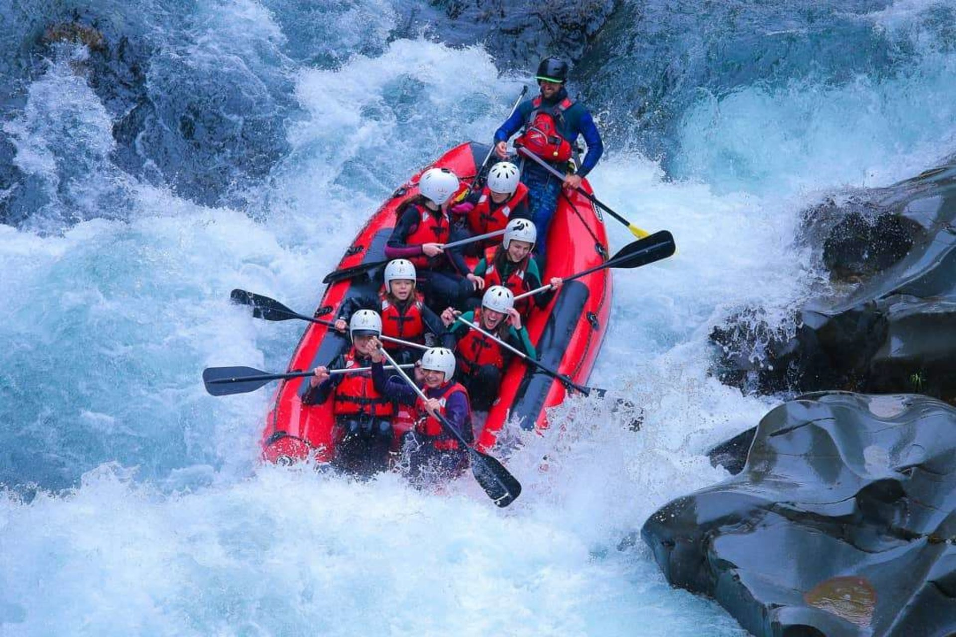 Rafting Fiume Lima