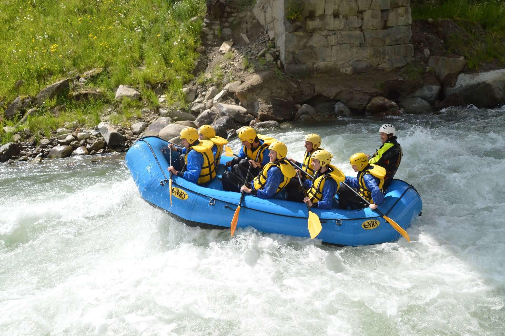 Rafting Mezzana