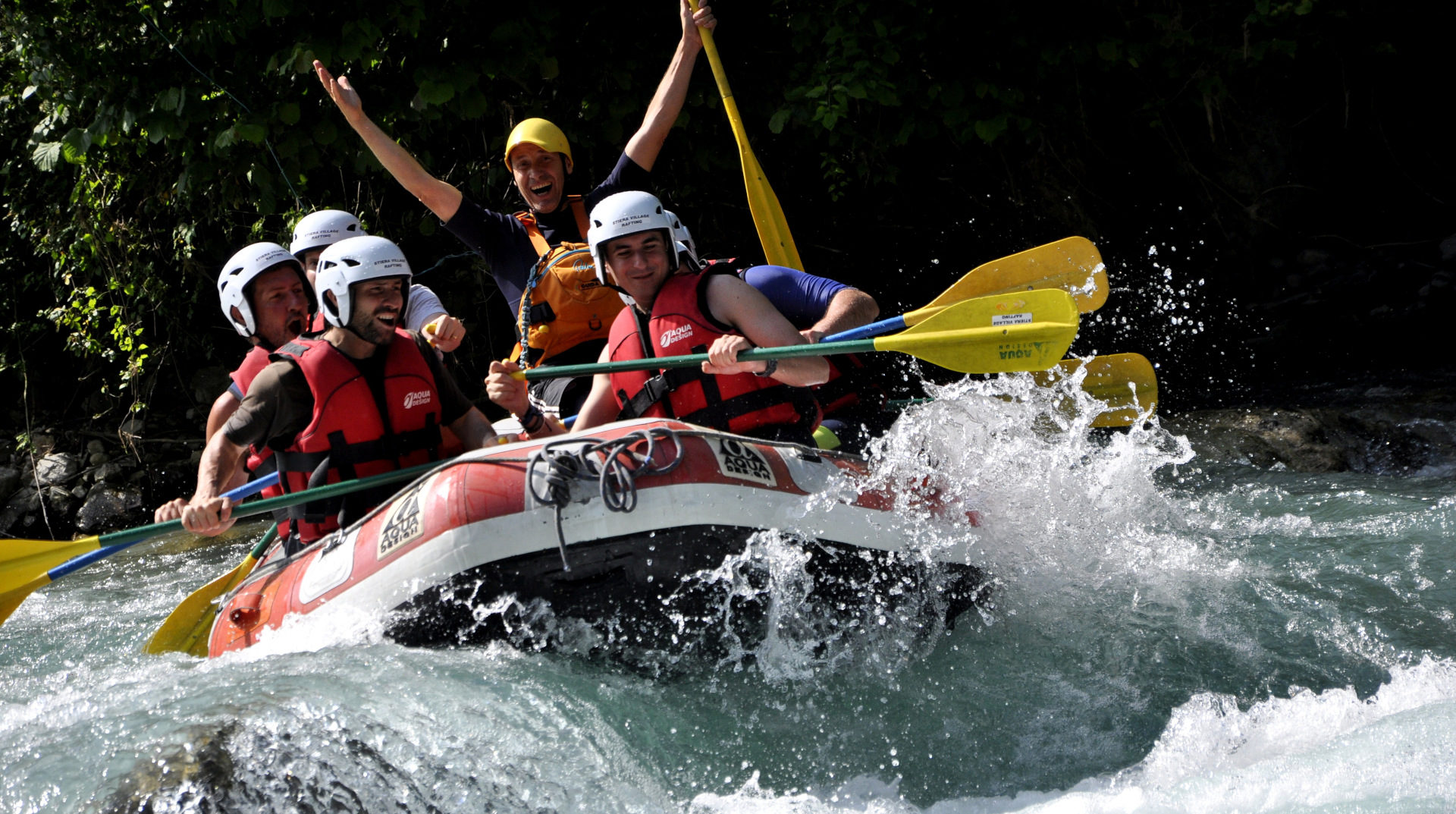 Rafting Valle Stura di Demonte