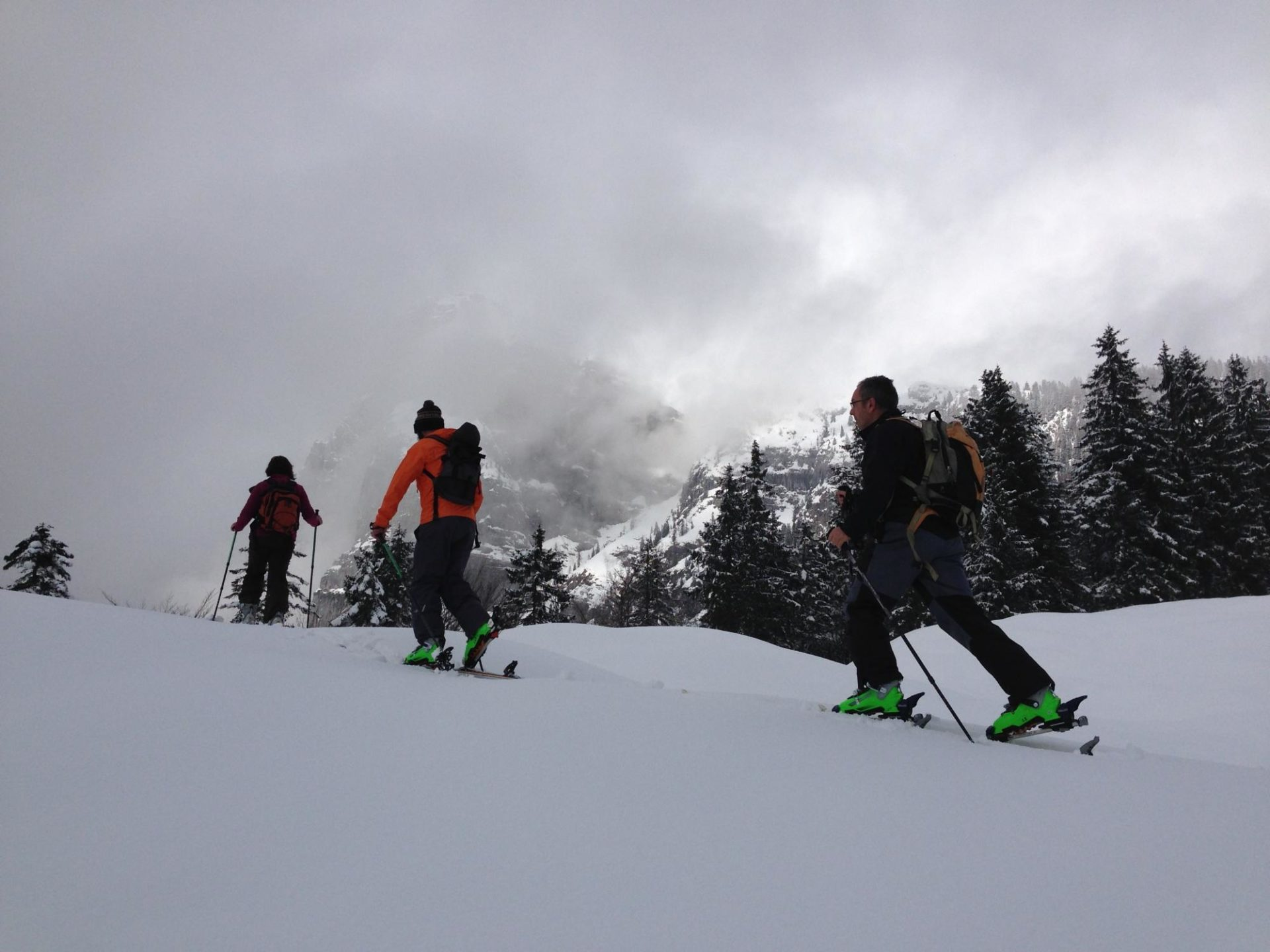 Sci-alpinismo Trentino-Alto Adige