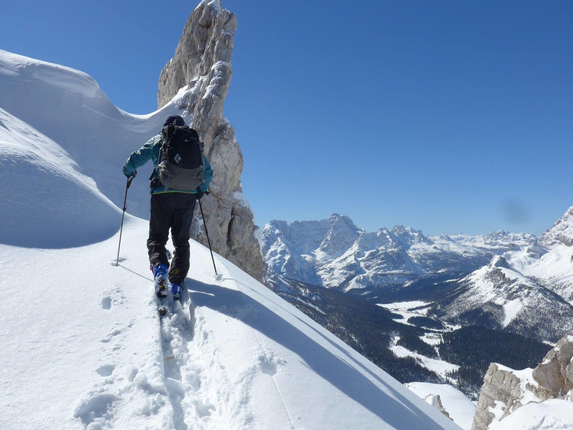 Sci-alpinismo Veneto
