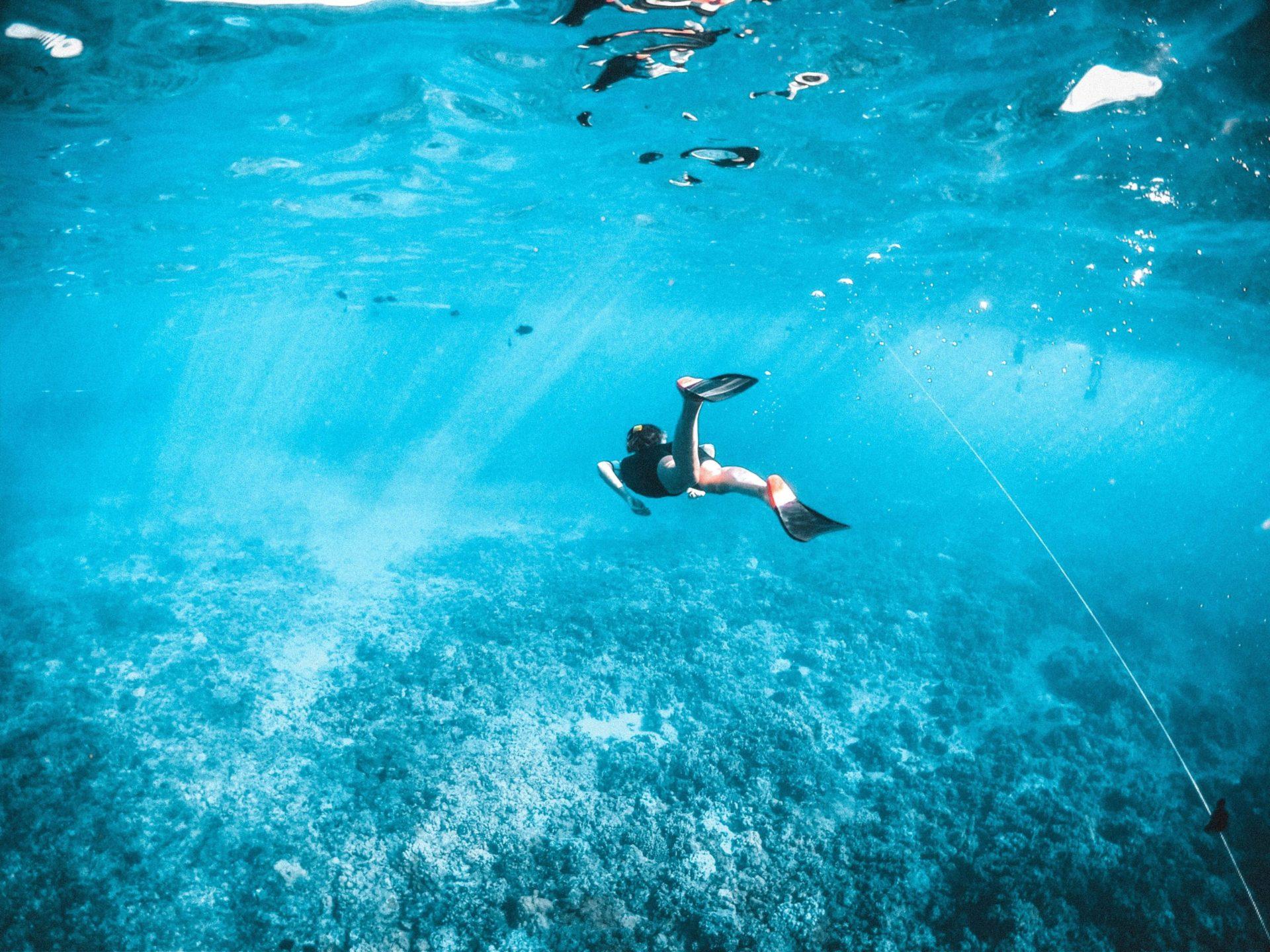Snorkeling Giardini-Naxos