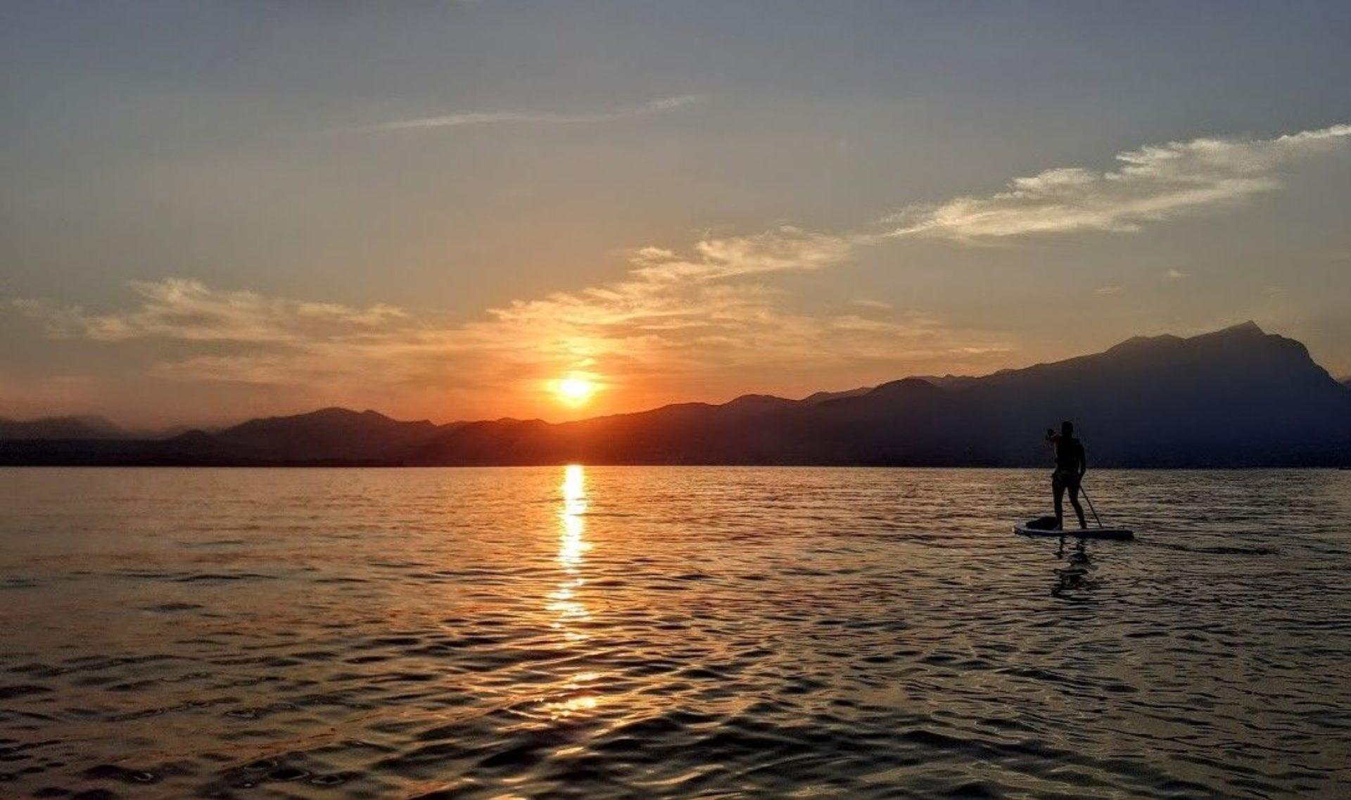 SUP Lago di Garda