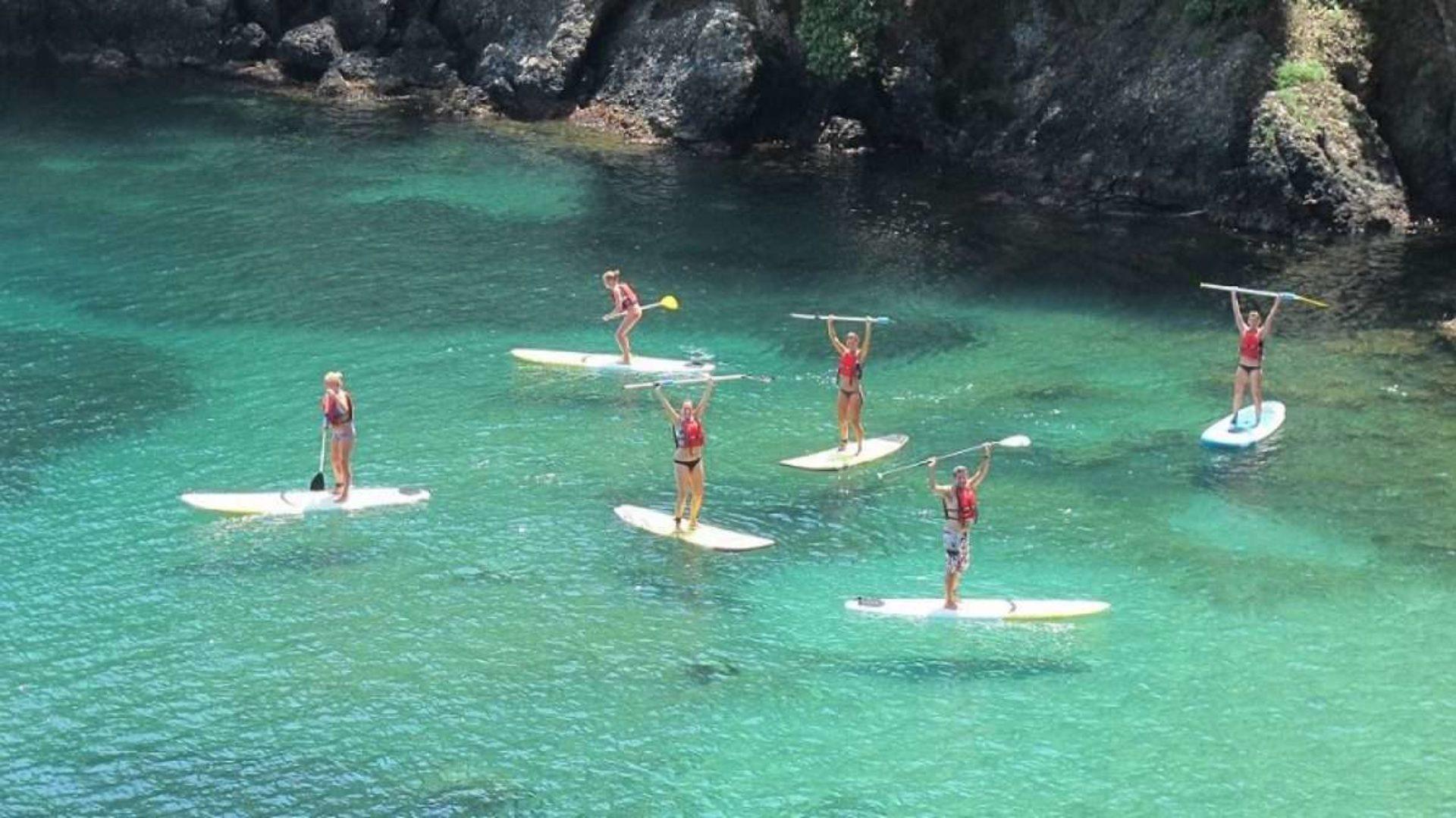 SUP Portofino