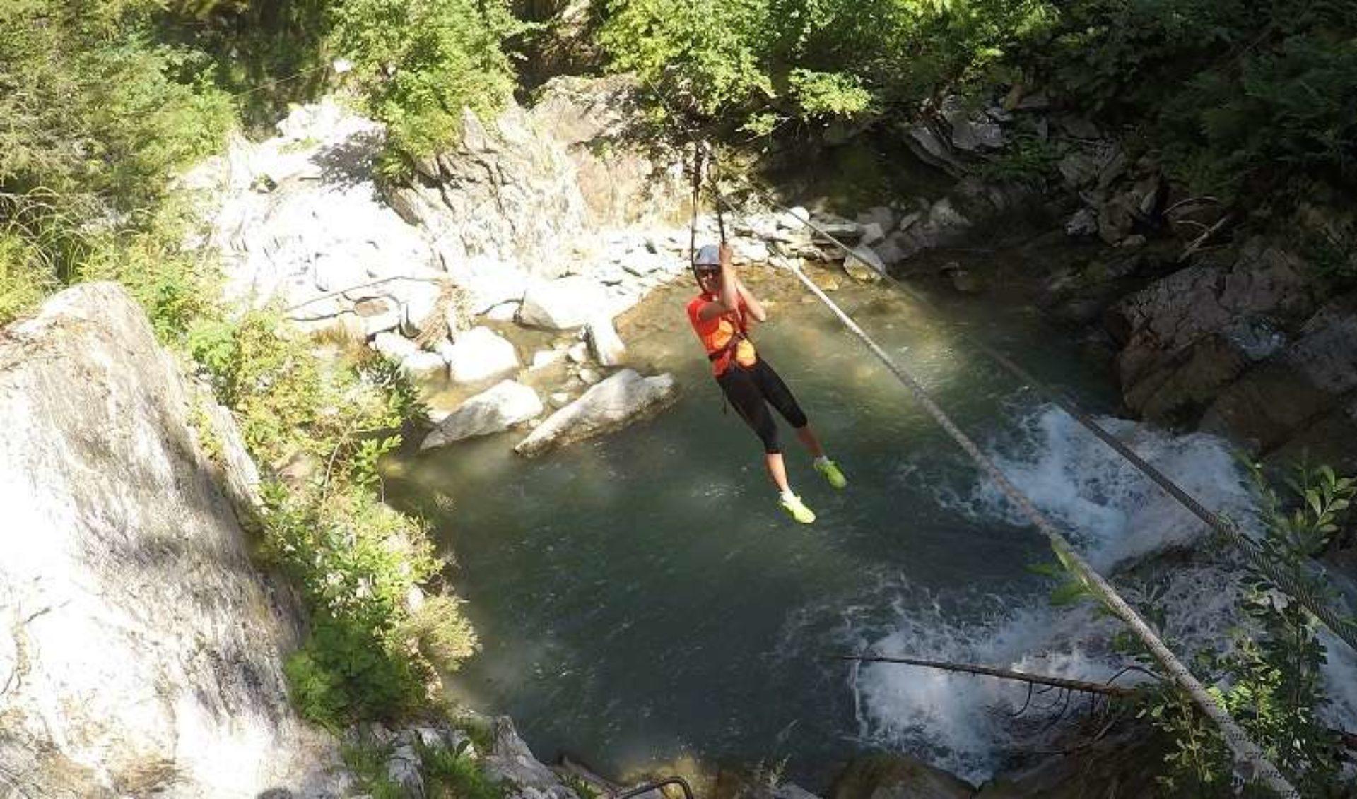 Tarzaning Trentino-Alto Adige